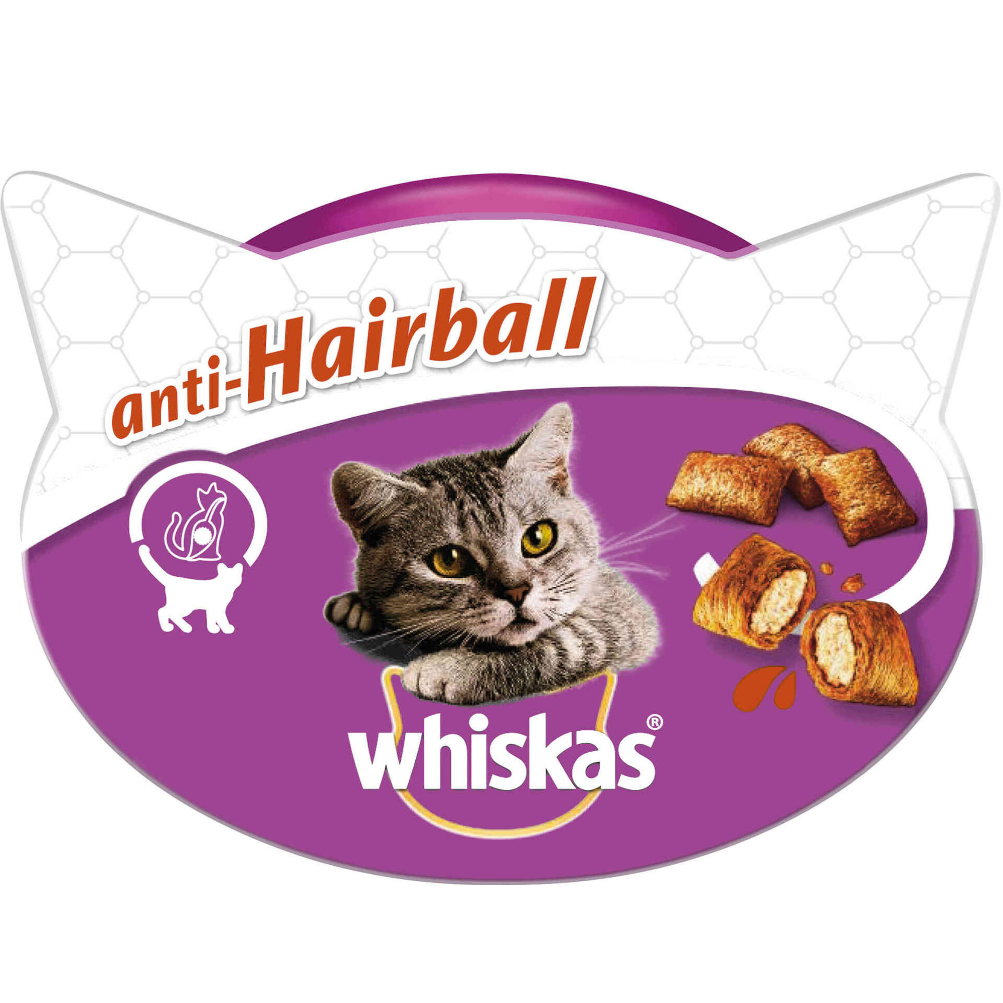Snack para Gato Anti Bolas de Pelo