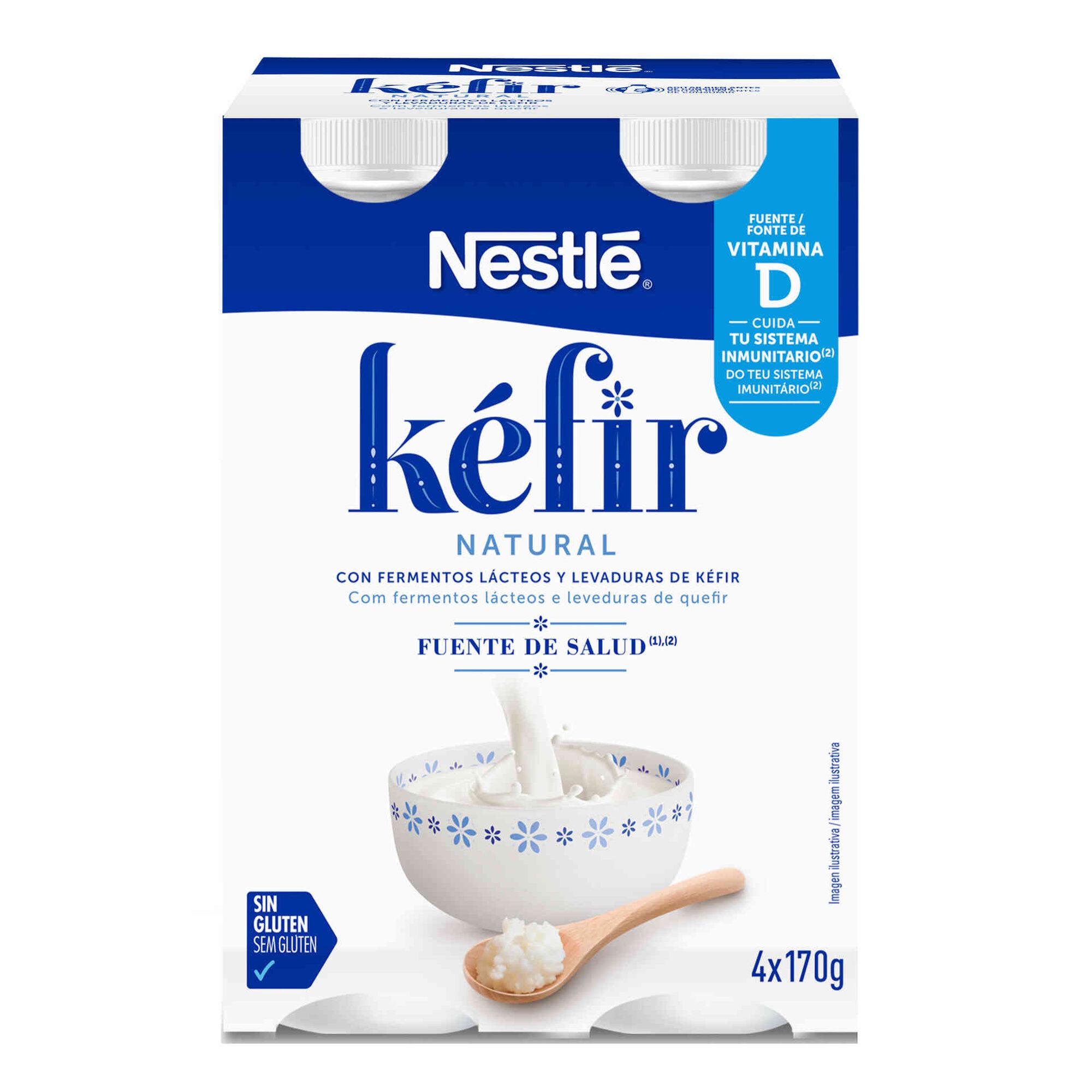 Iogurte Kefir Natural