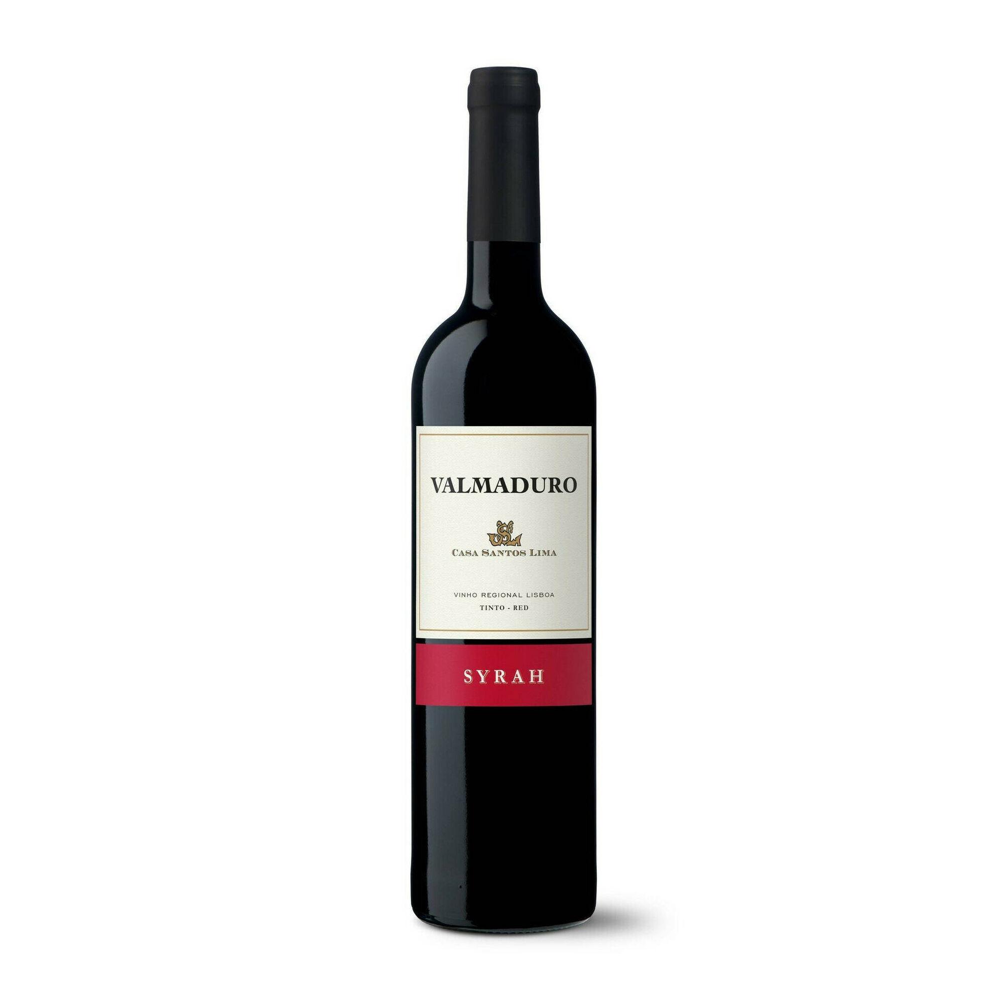 Valmaduro Syrah Regional Lisboa Vinho Tinto