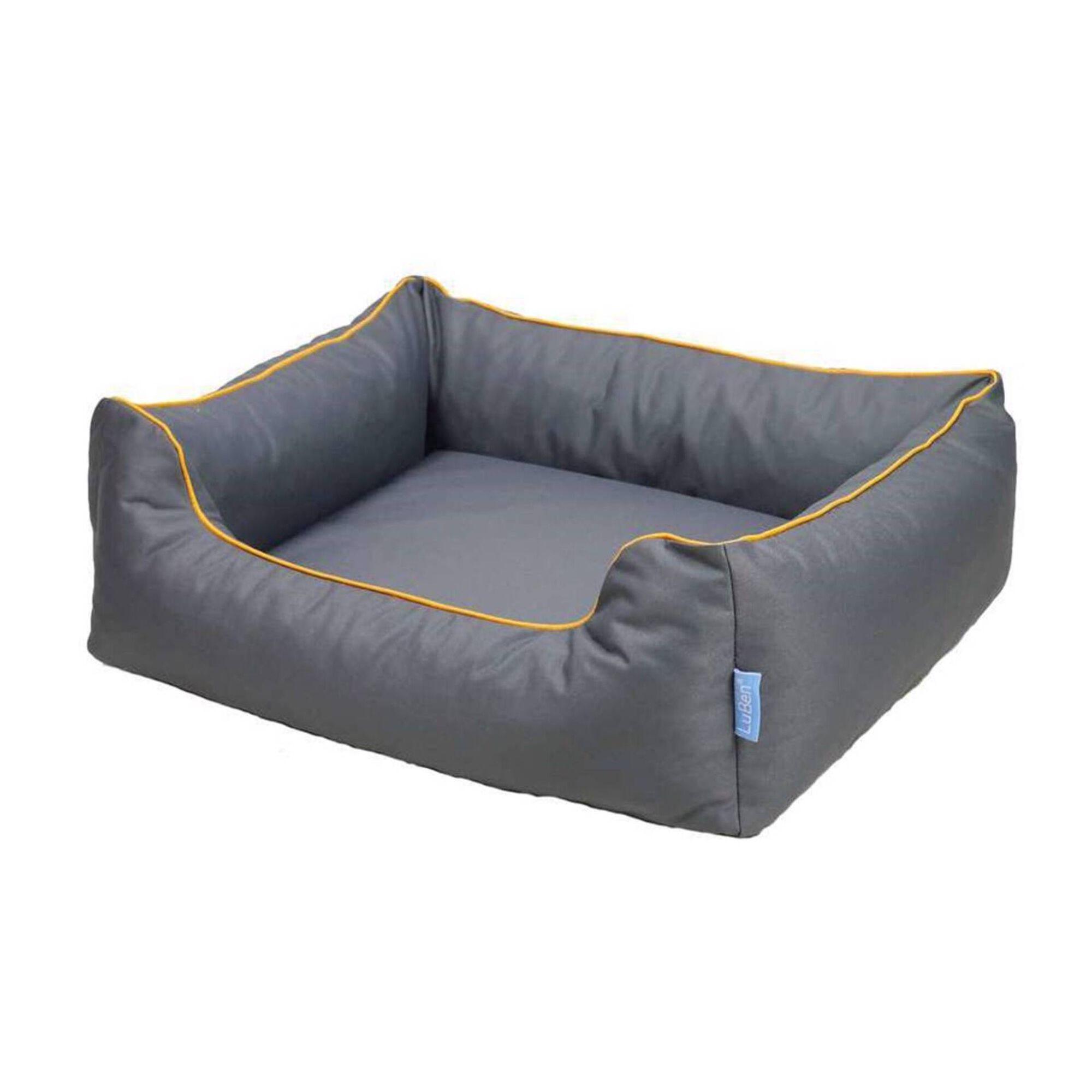 Cama Sofá para Cão Impermeável Xtreme Cinzento XS