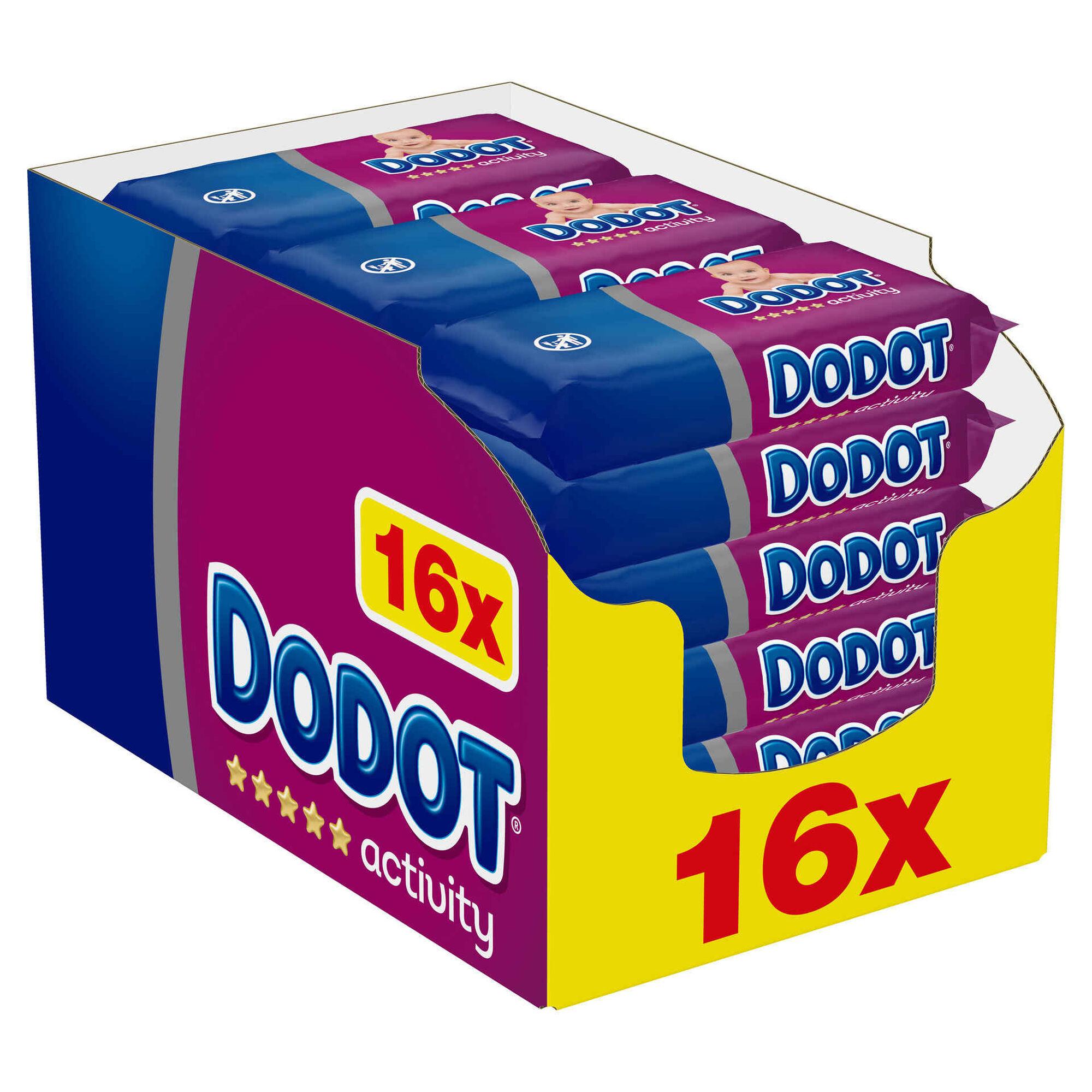 Box Toalhitas Bebé Activity XXL