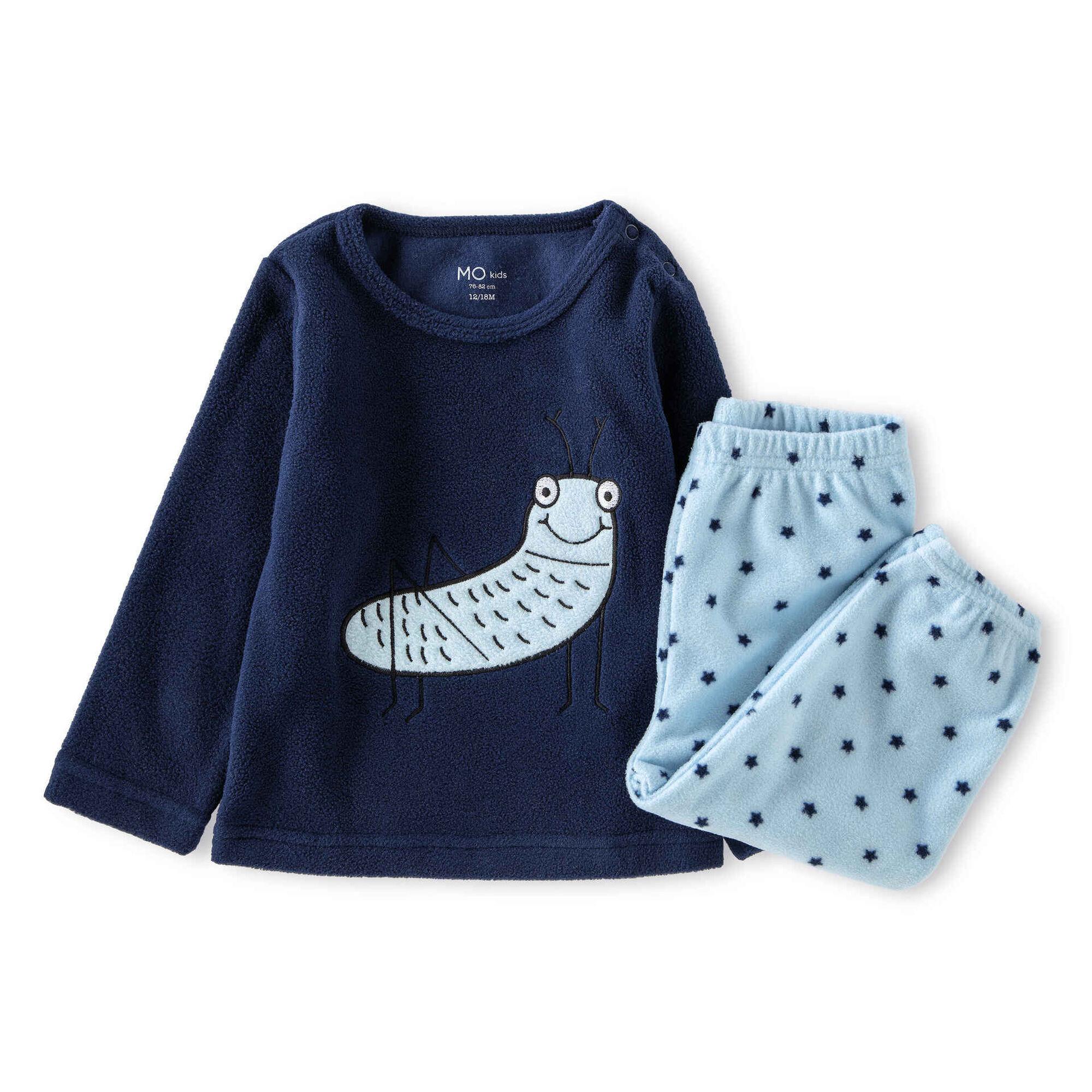 Pijama Estrelinhas Polar
