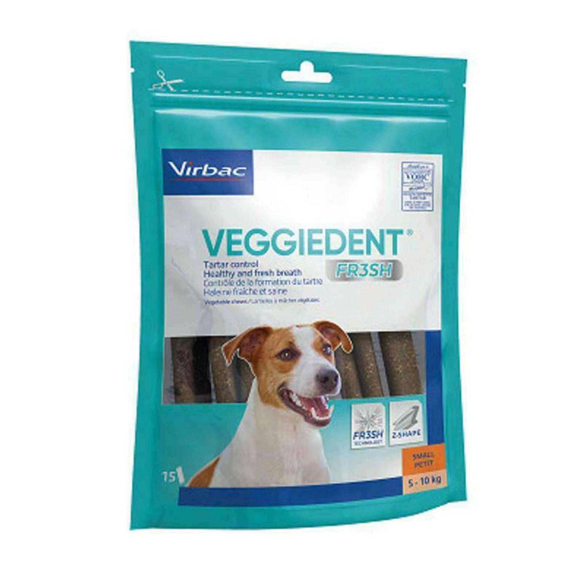 Snack para Cão Veggiedent Mini, , hi-res