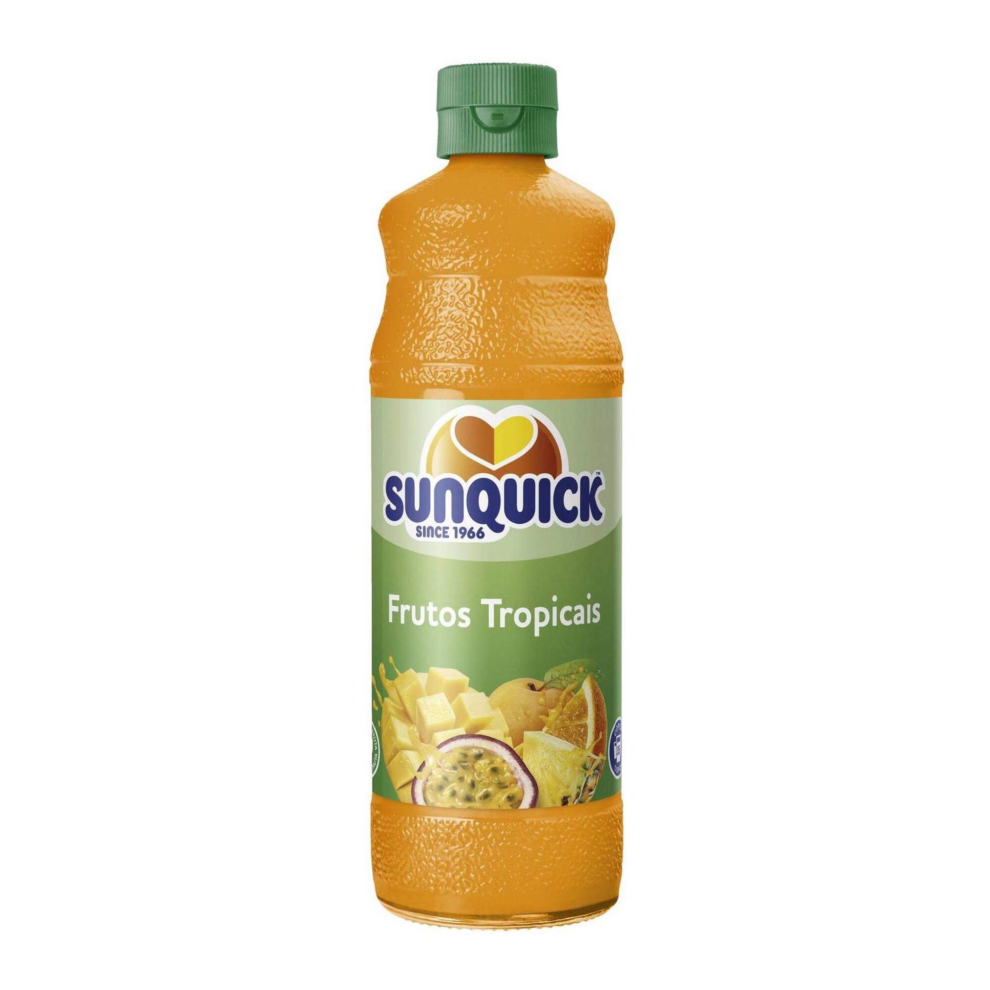 Concentrado Frutos Tropicais