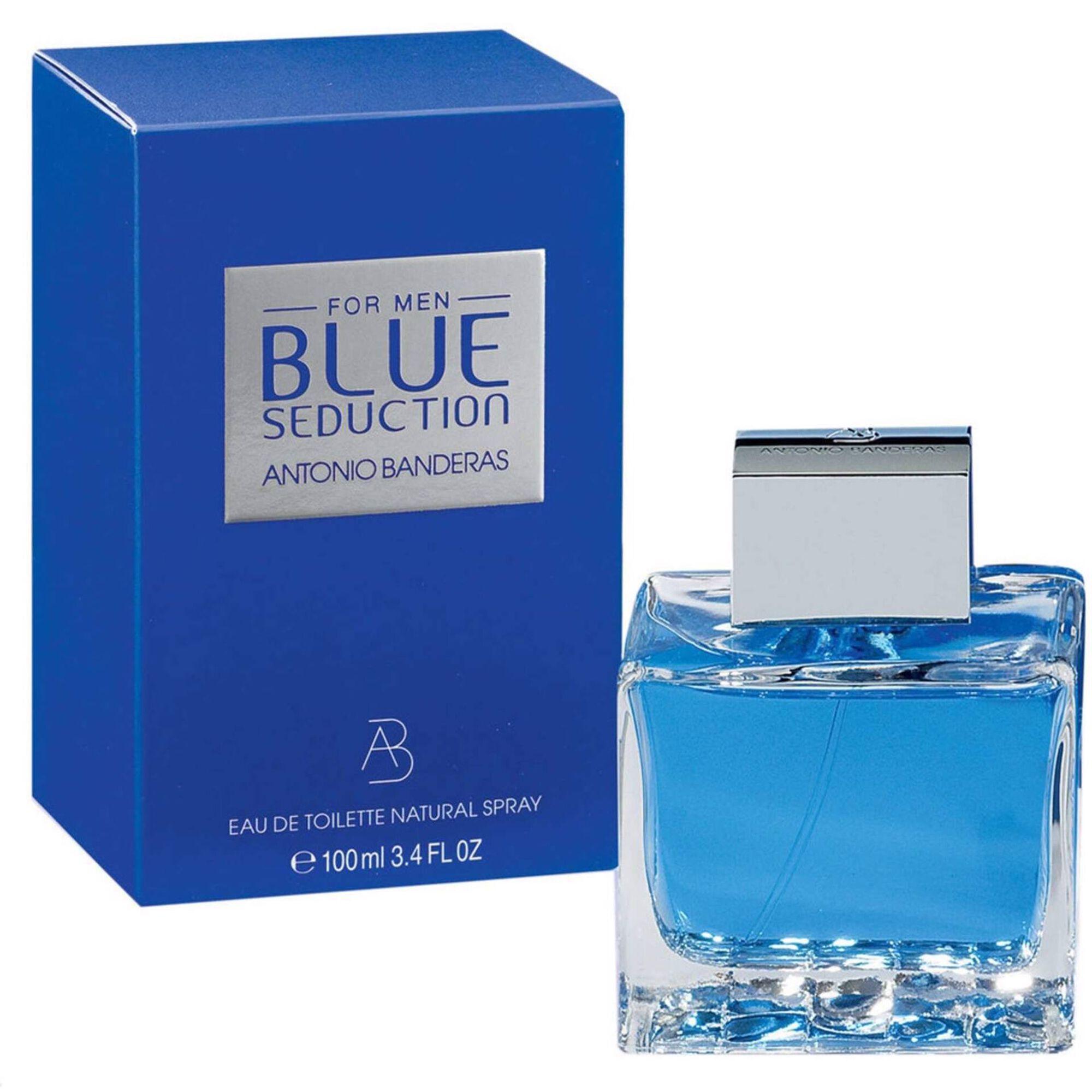 Perfume Homem Blue Seduction