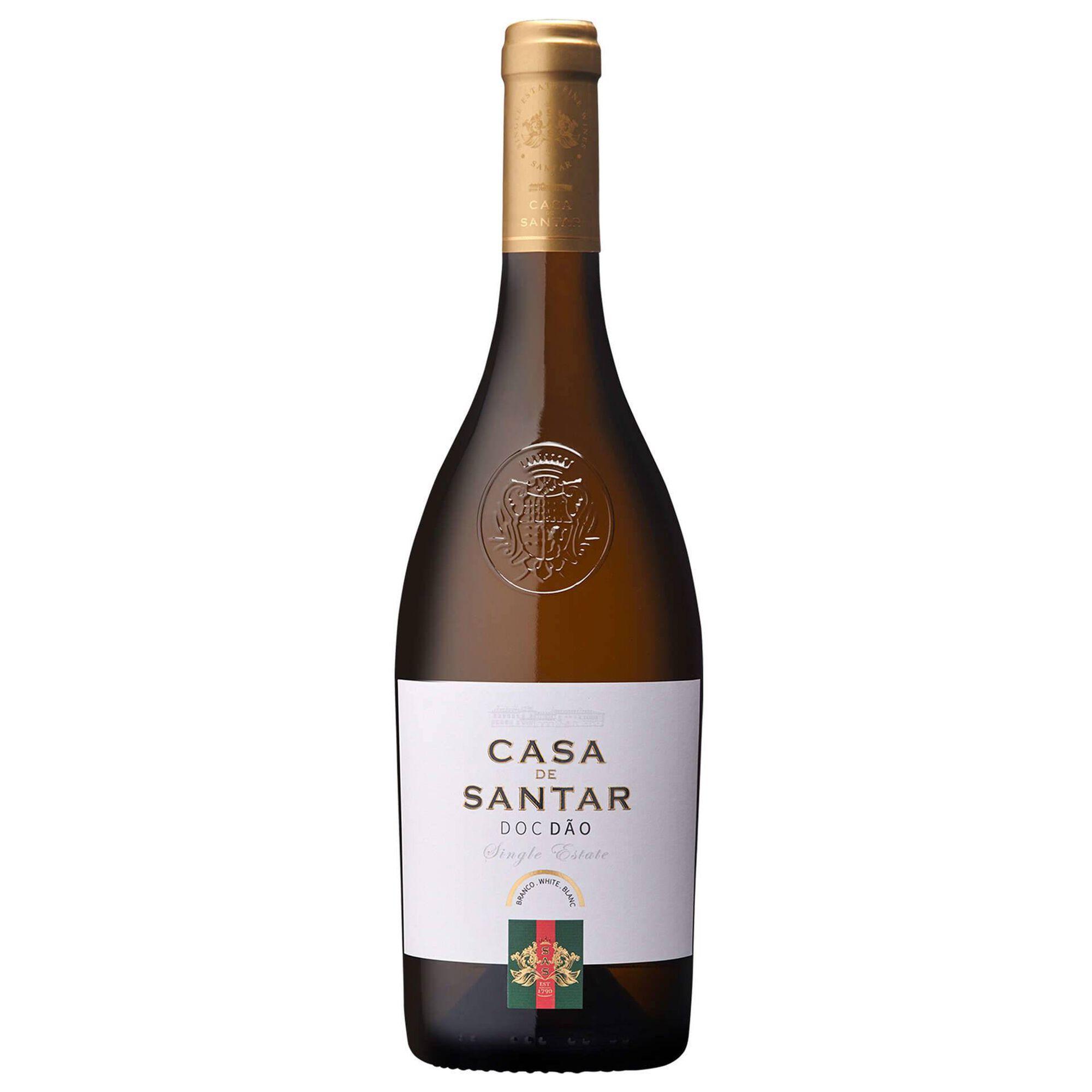 Casa de Santar Colheita DOC Dão Vinho Branco