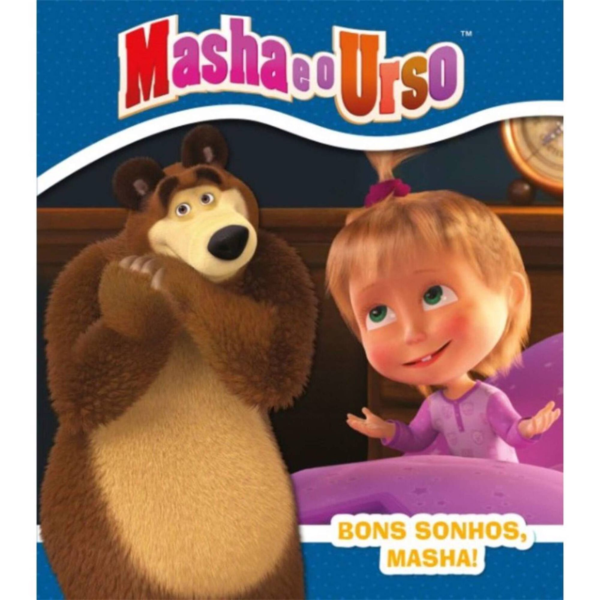 Masha e o Urso - Bons Sonhos, Masha!