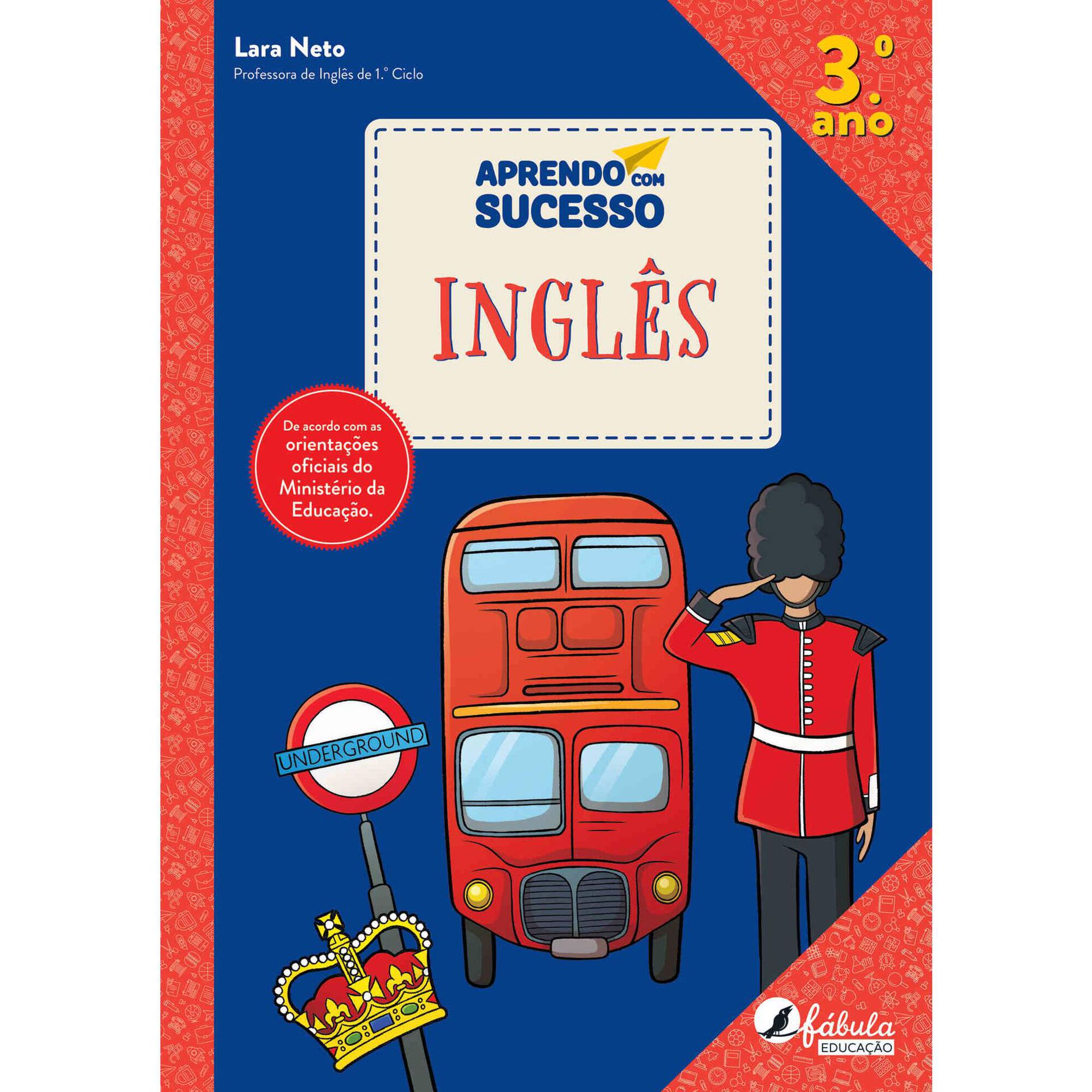 Aprendo com Sucesso - Inglês - 3º Ano