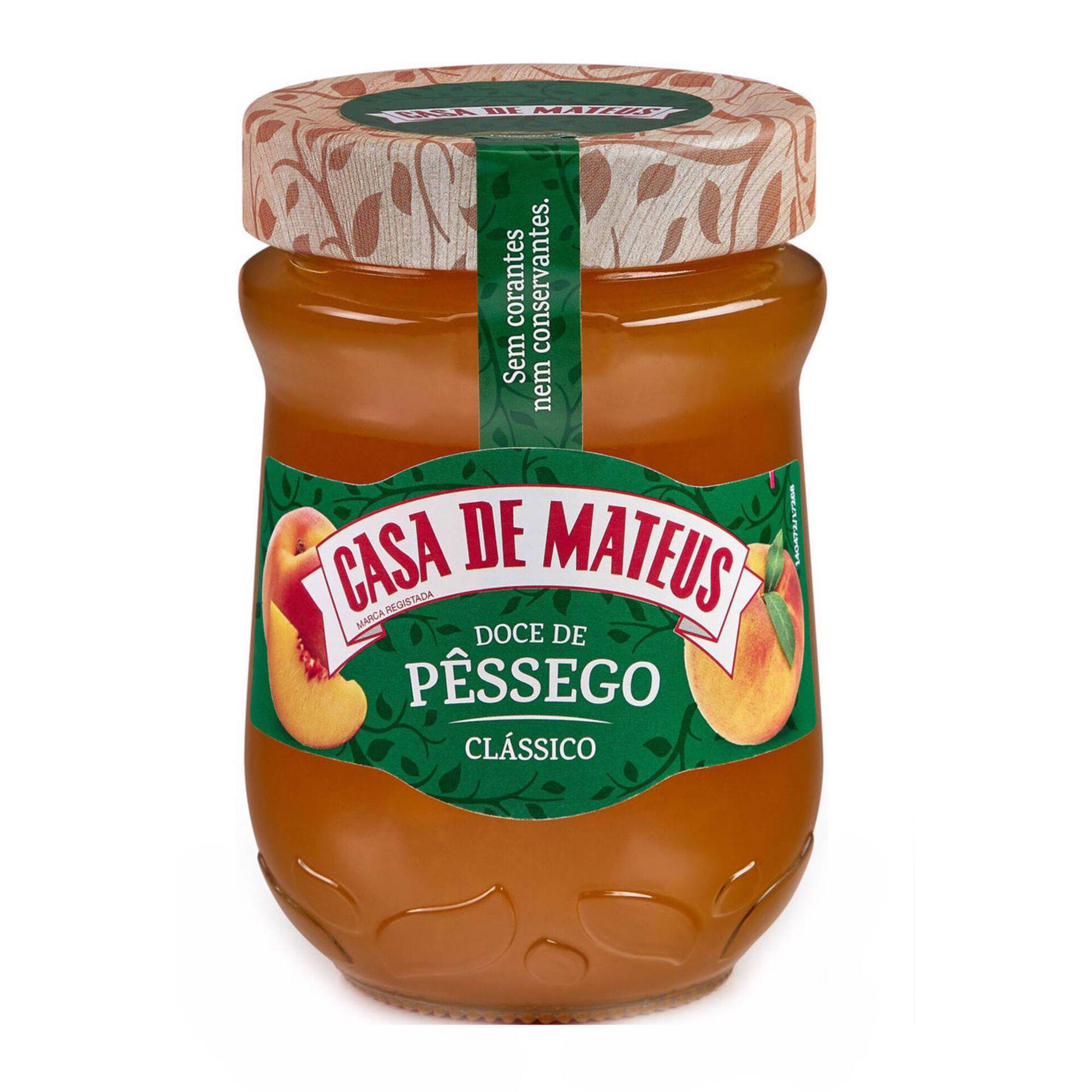 Doce Pêssego