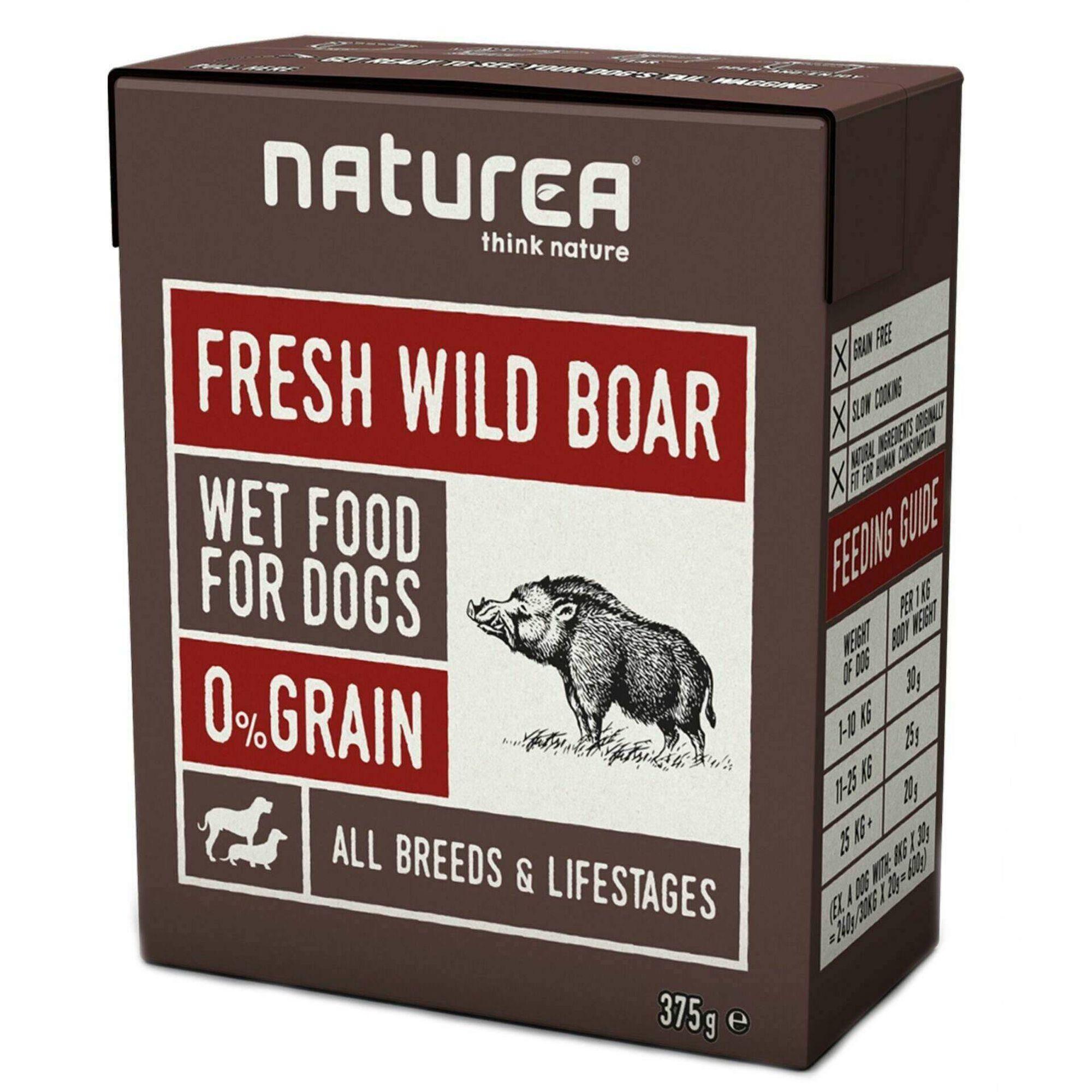 Comida Húmida para Cão Adulto Grain Free Javali
