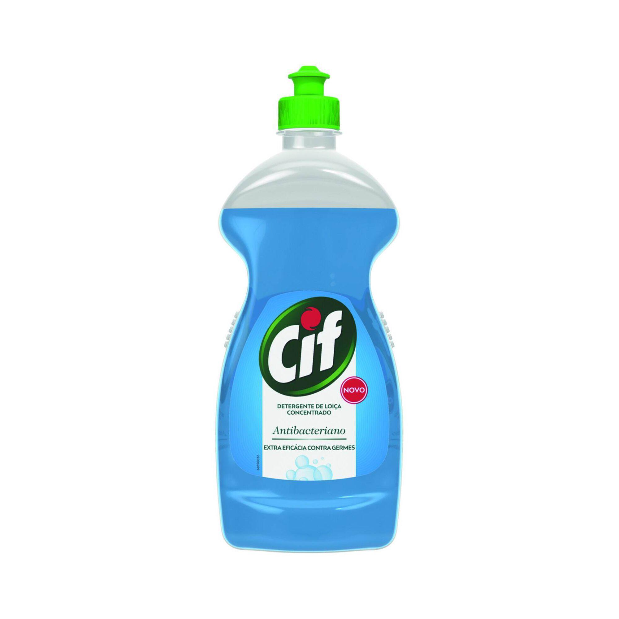 Detergente Manual Loiça Antibacteriano