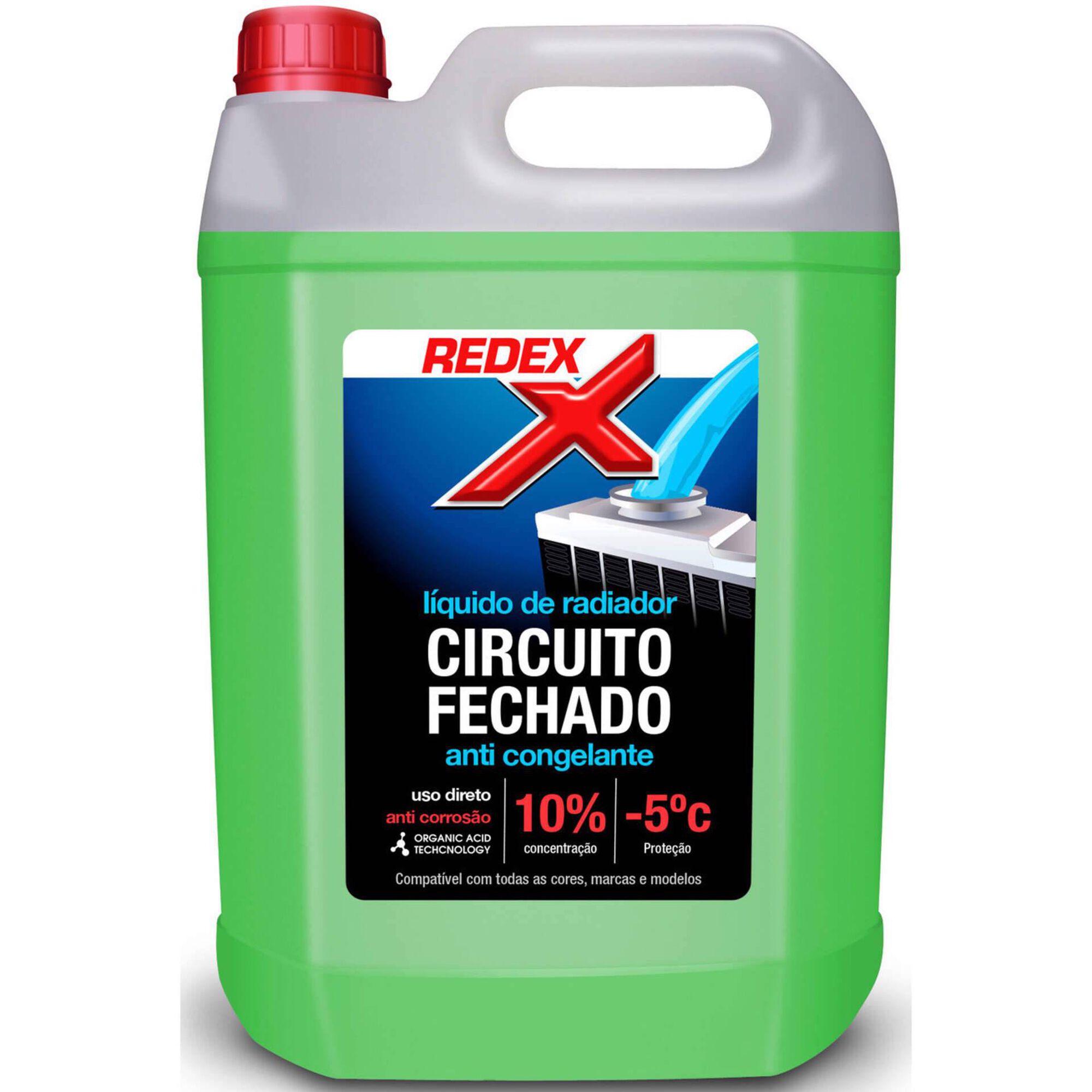Líquido Radiador -5°C Verde 5L