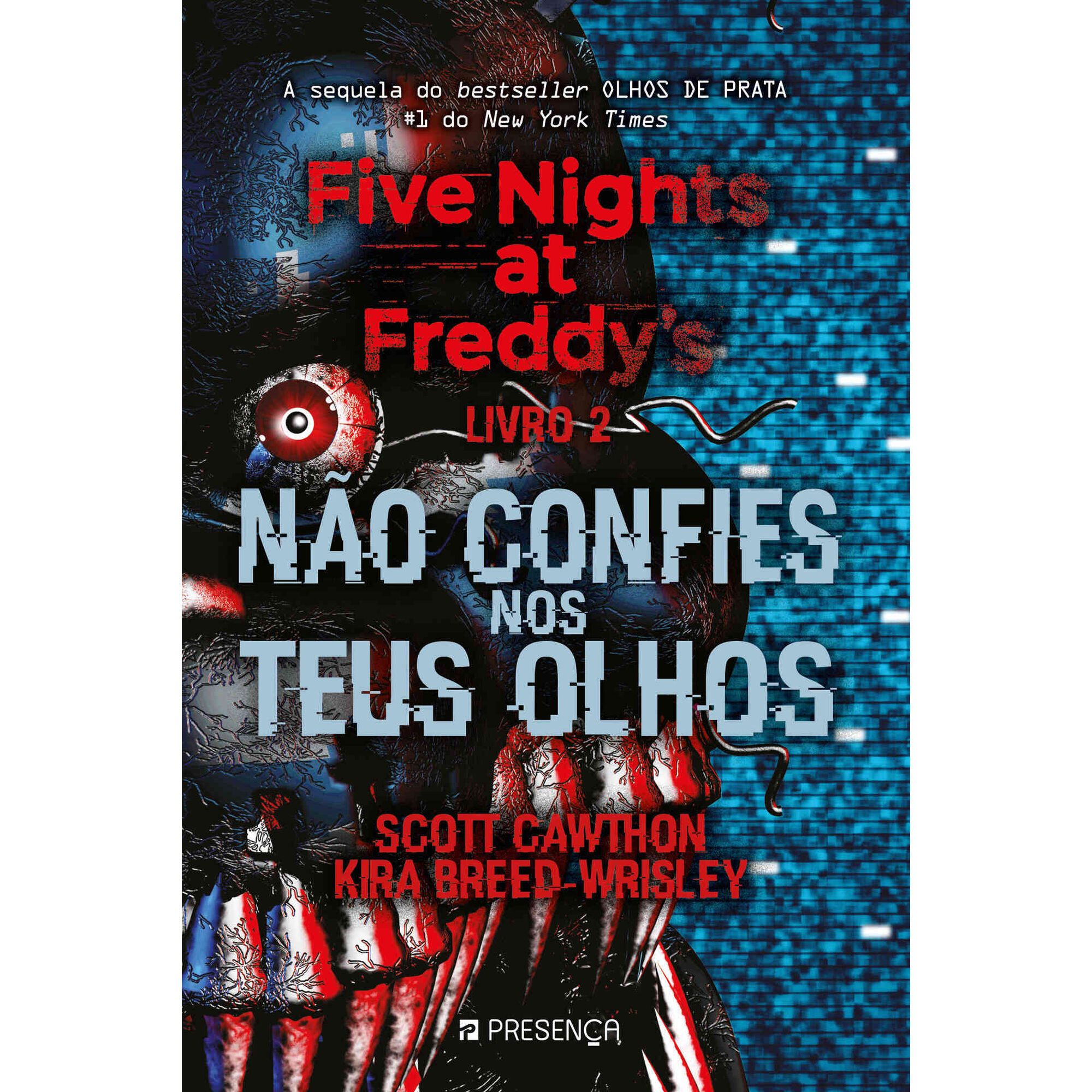 Five Nights at Freddy's 2 - Não Confies nos Teus Olhos