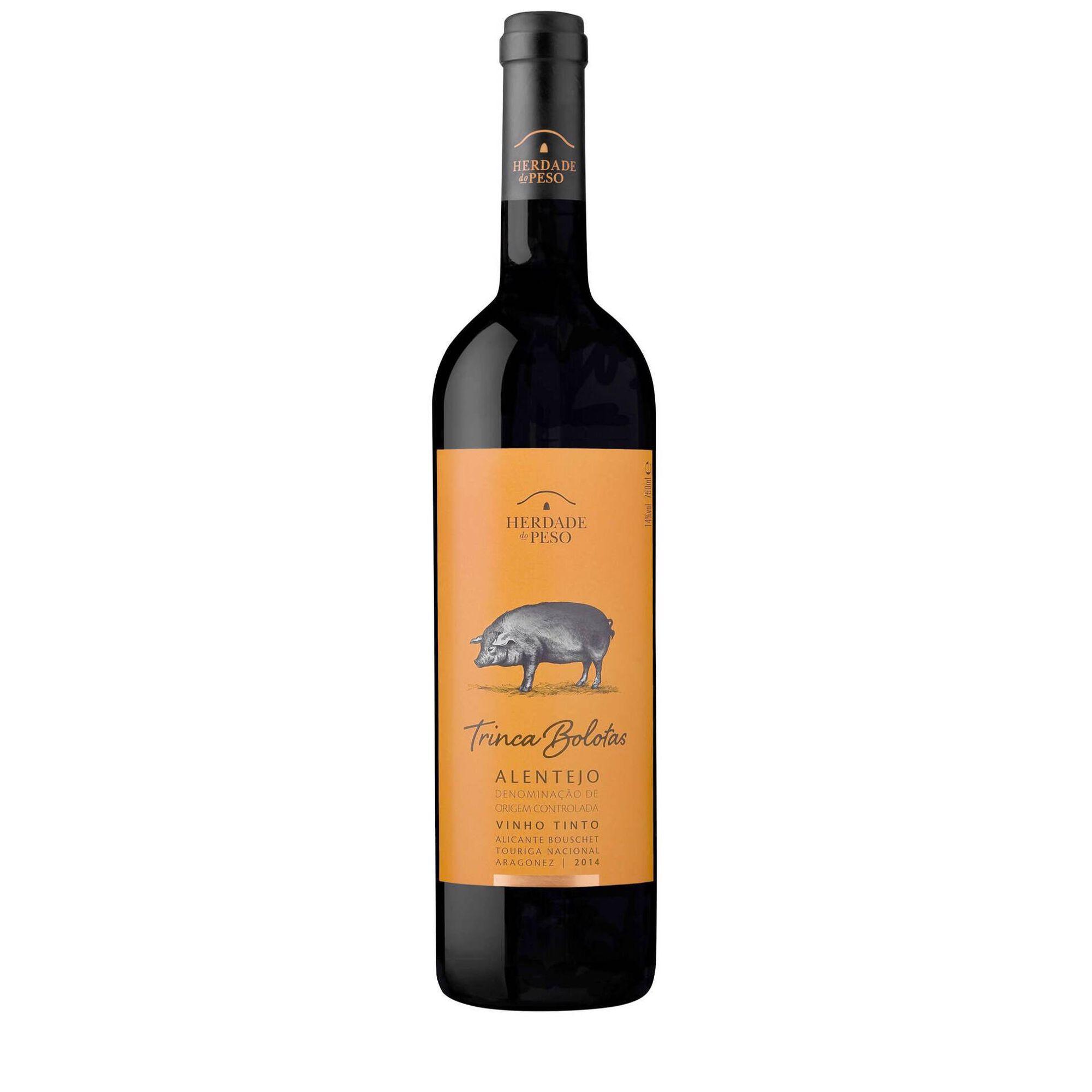 Trinca Bolotas Regional Alentejano Vinho Tinto