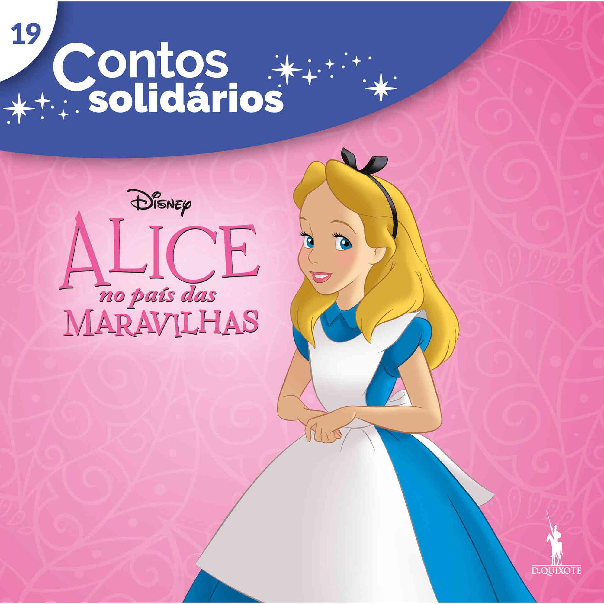 Contos Solidários 19 - Alice no País das Maravilhas