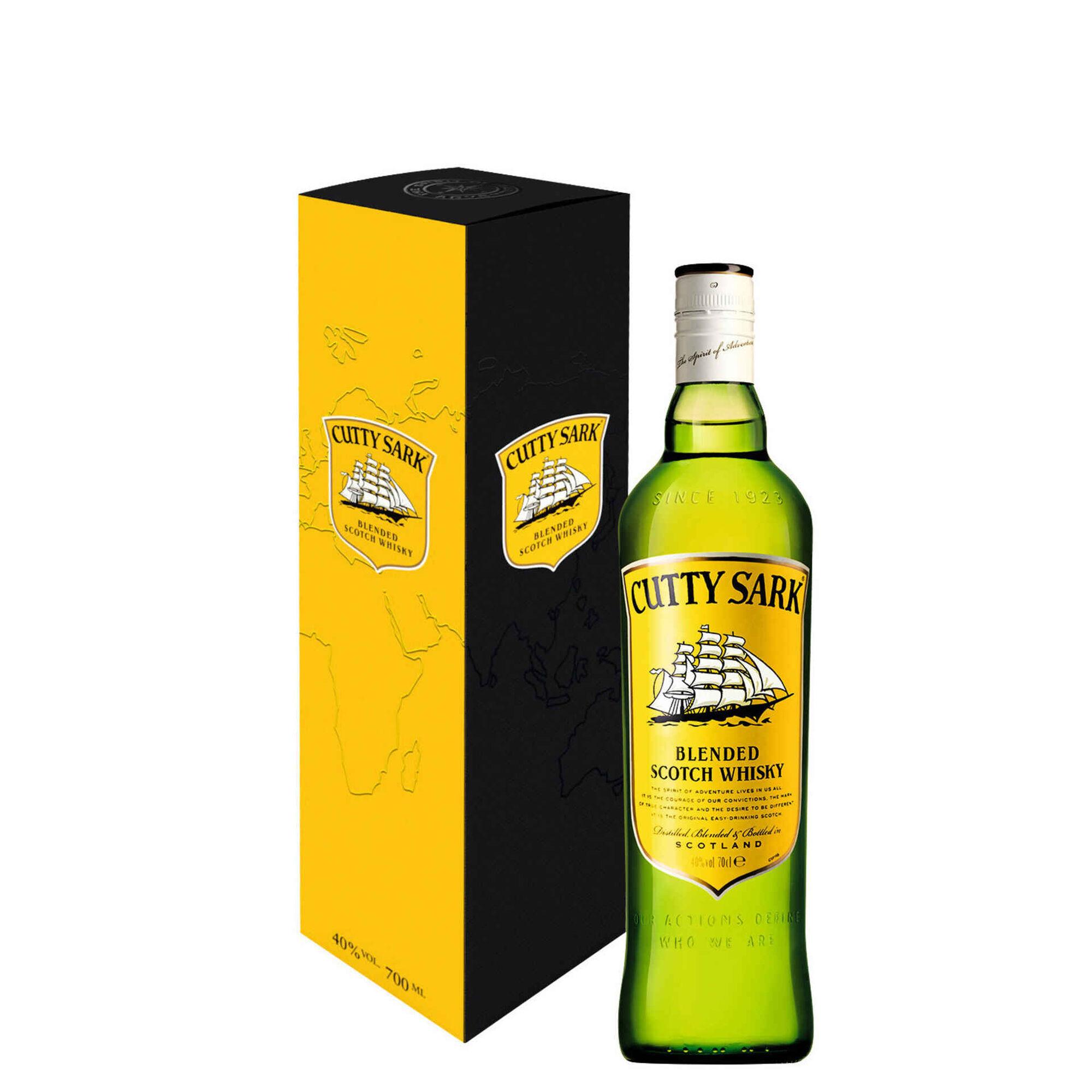 Whisky Scotch Cutty Sark