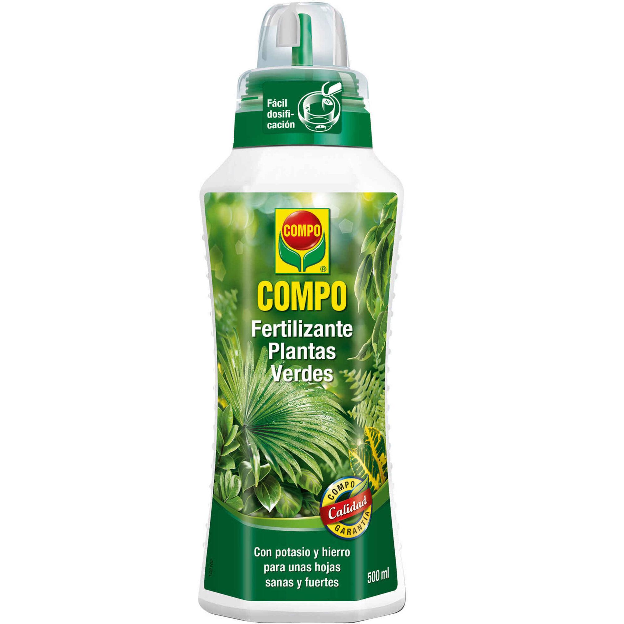 Adubo Plantas Verdes Líquido 500ml