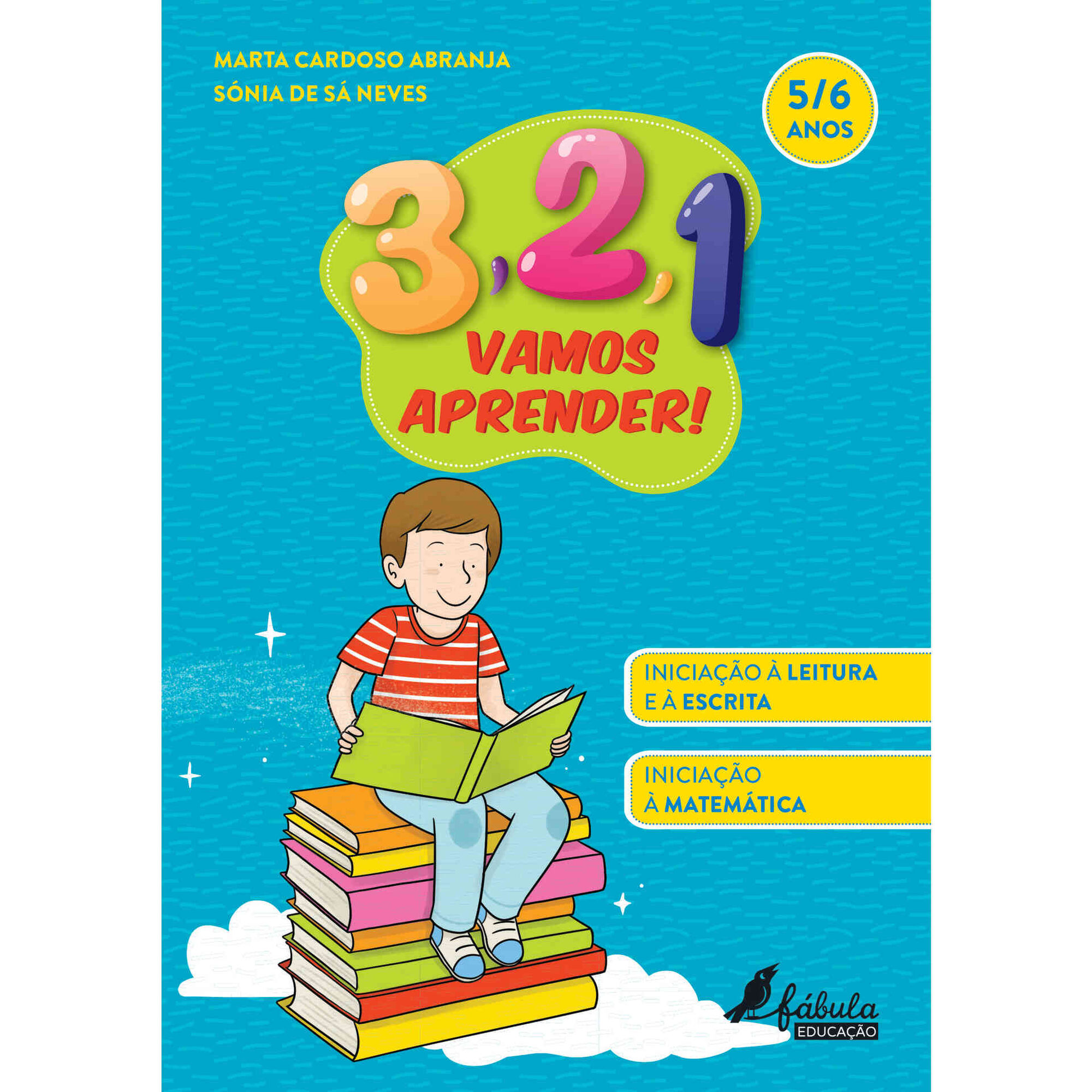 3, 2, 1, Vamos Aprender! - 1º Ano
