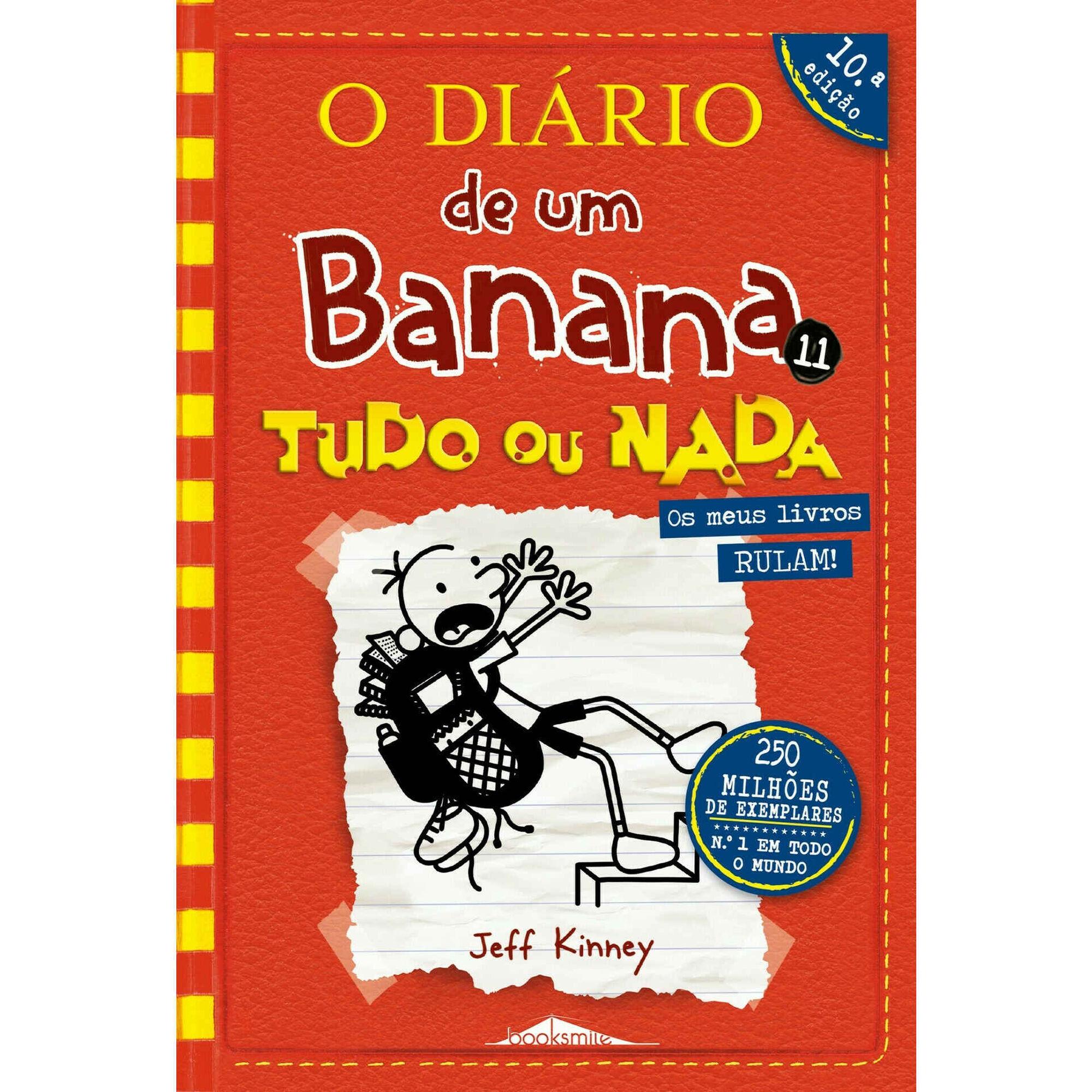 O Diário de um Banana 11 - Tudo ou Nada
