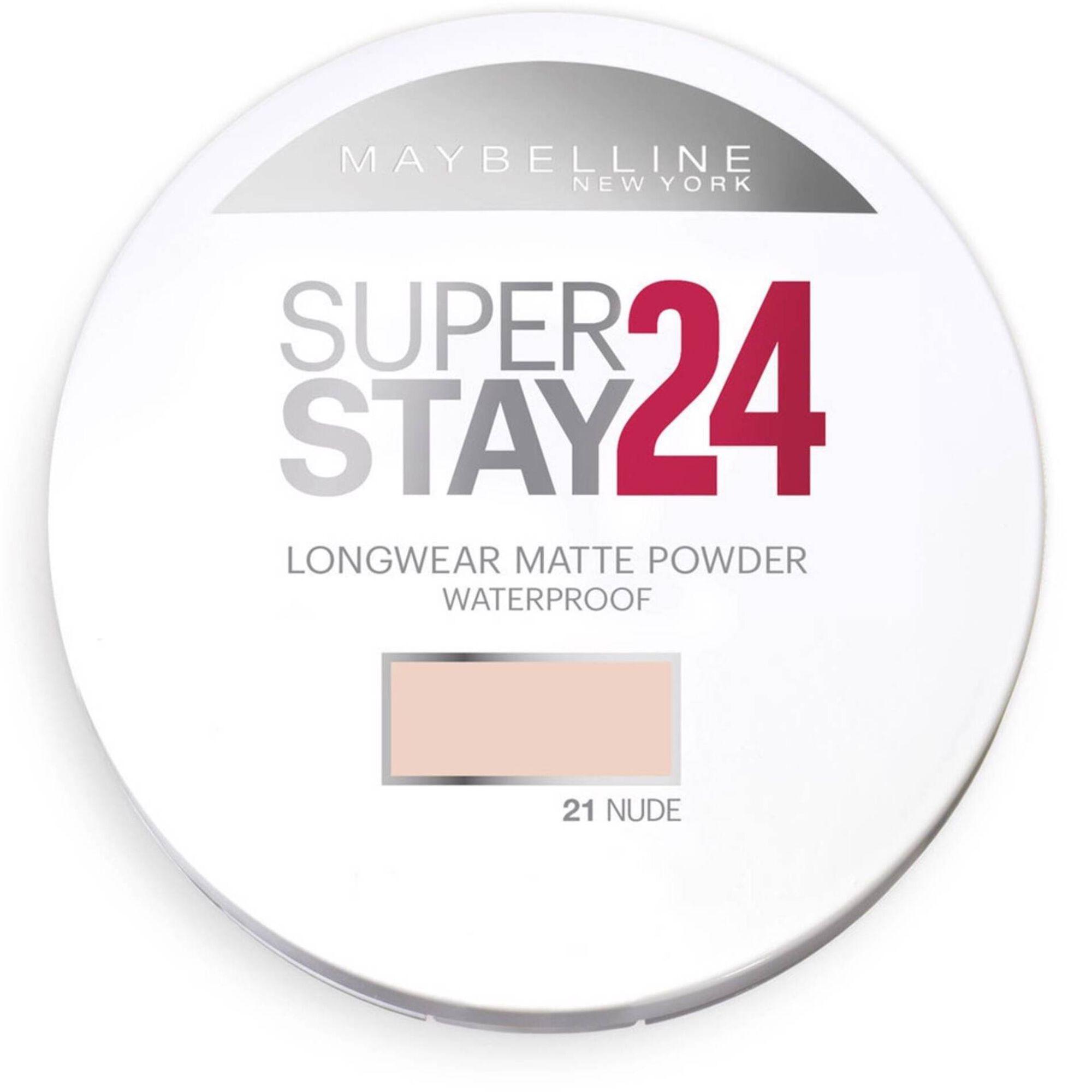 Pó Compacto SuperStay 24h Nude 21