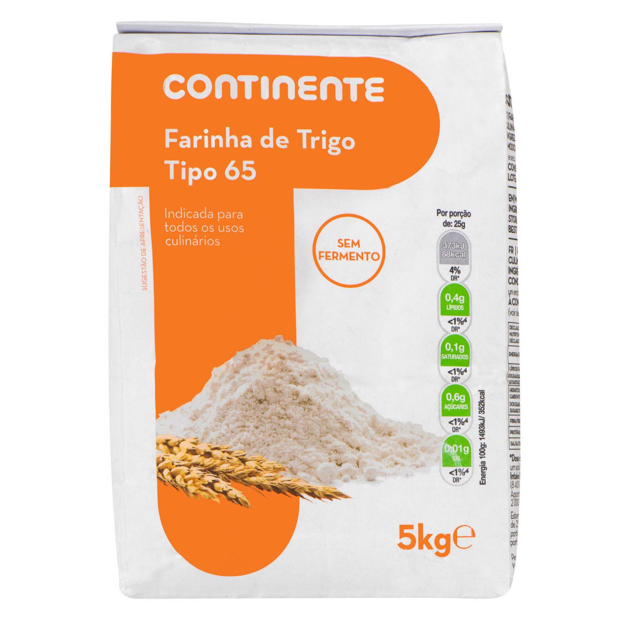 Farinha de Trigo T65