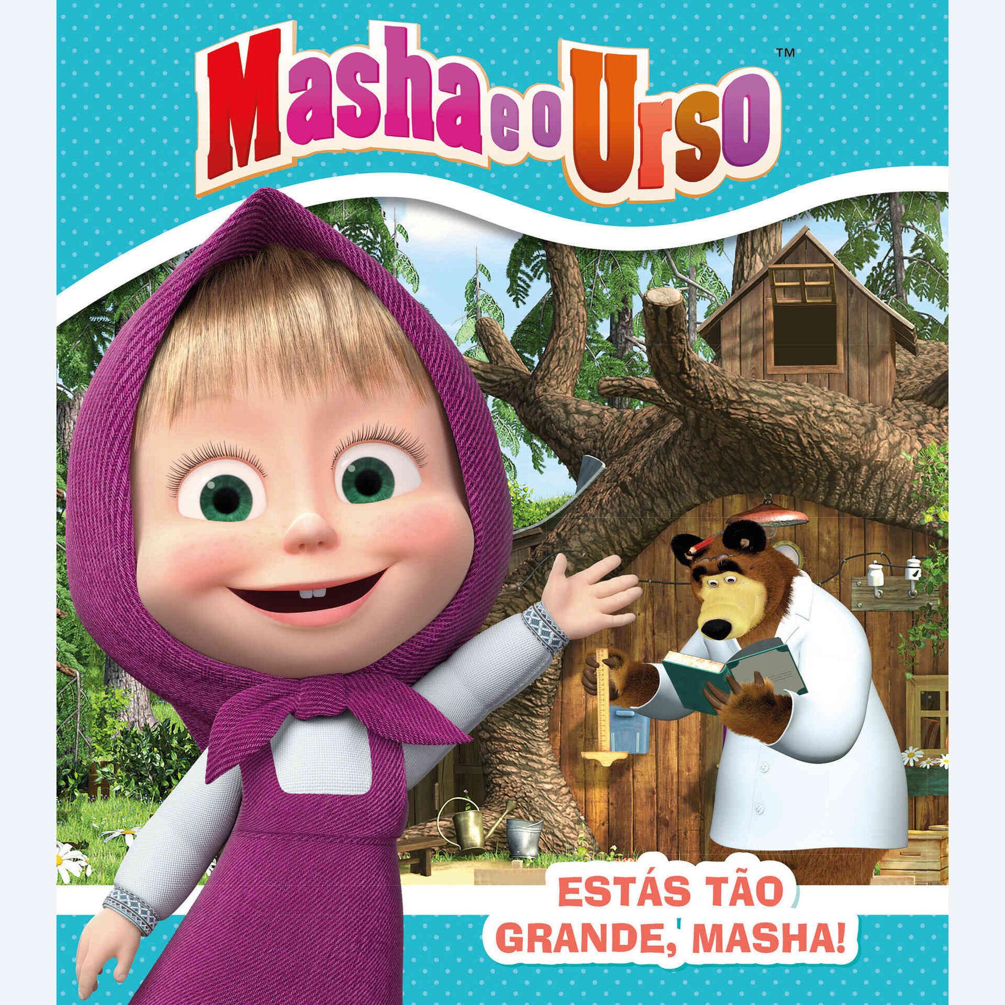 Masha e o Urso - Estás Tão Grande, Masha!