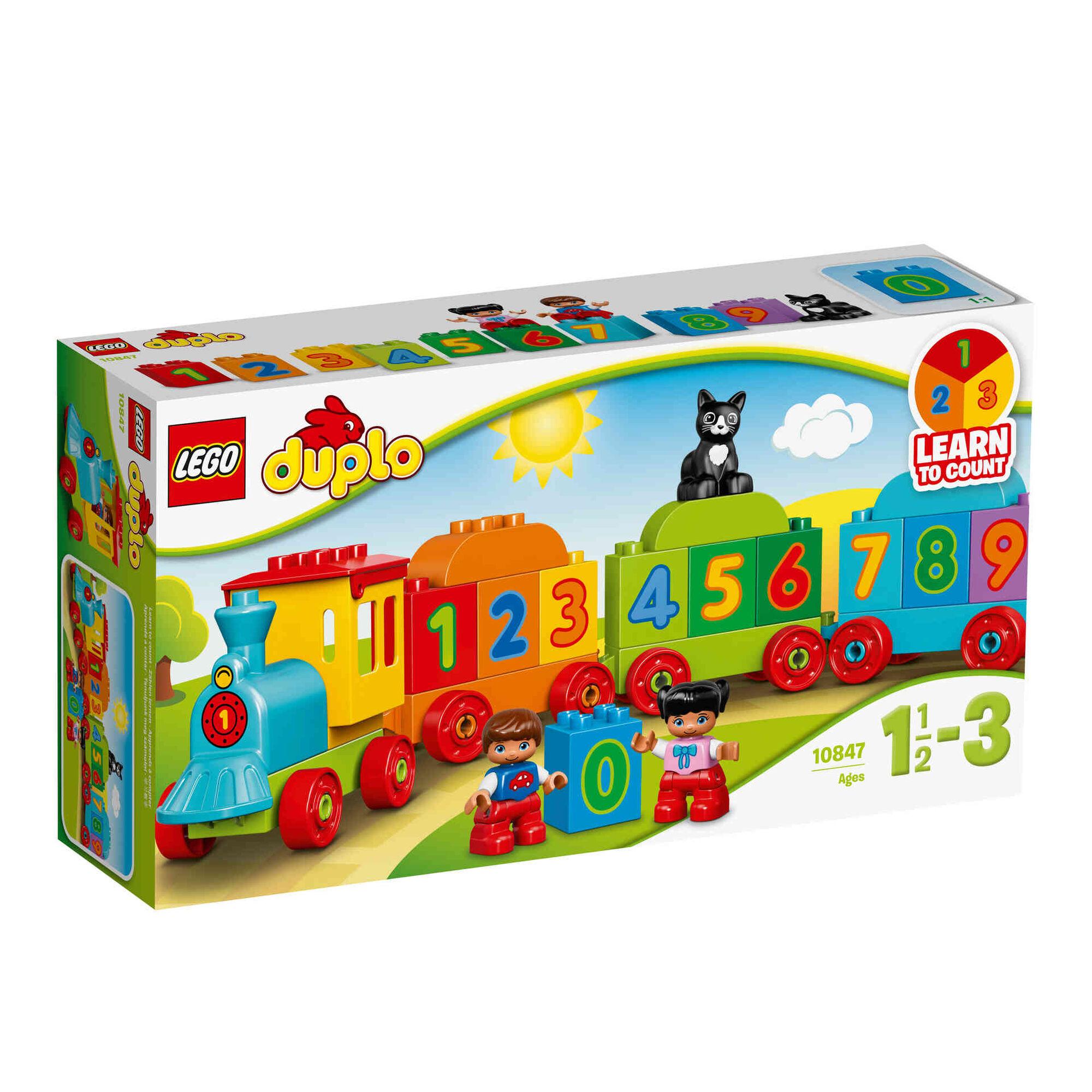 Comboio dos Números - 10847