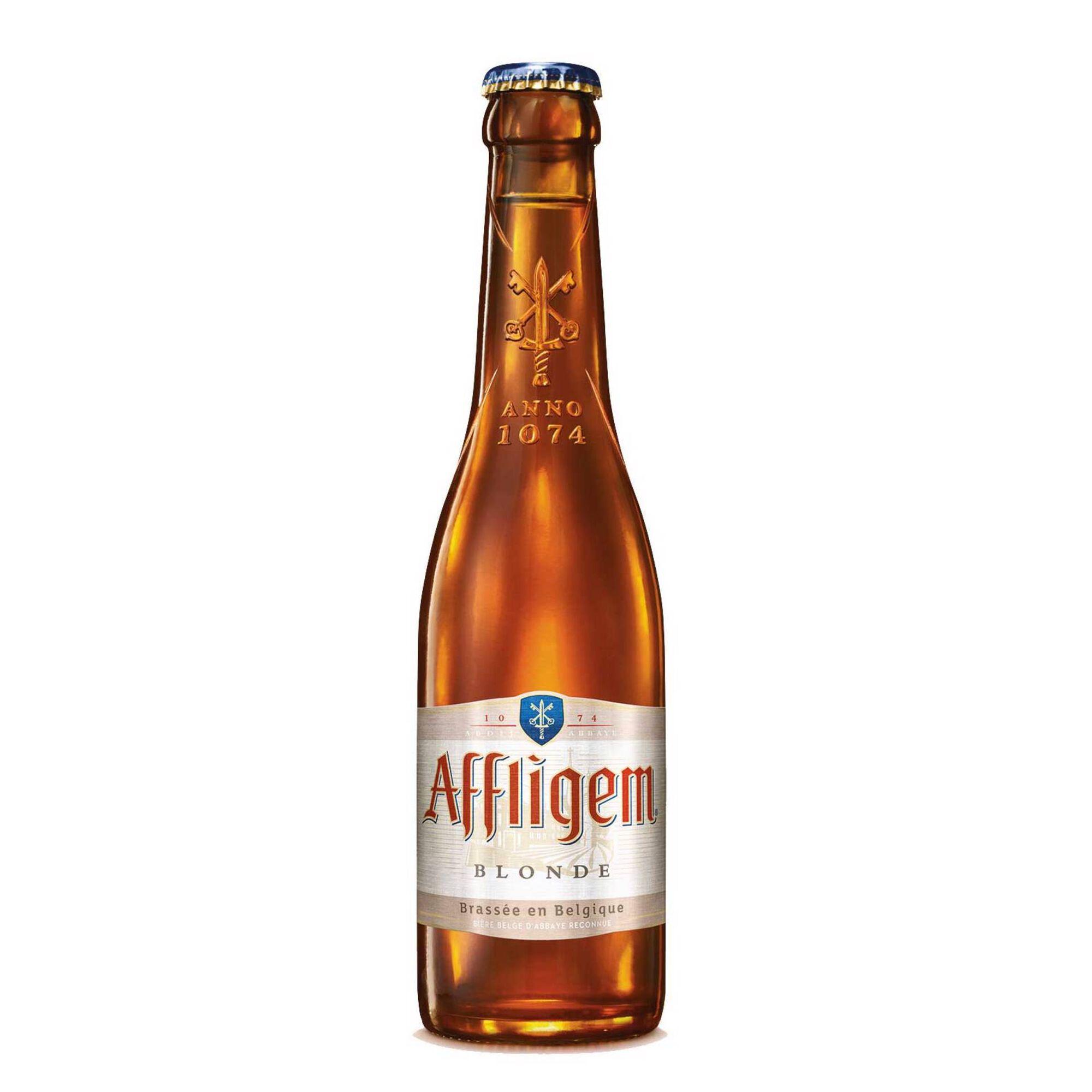 Cerveja com Álcool Blonde