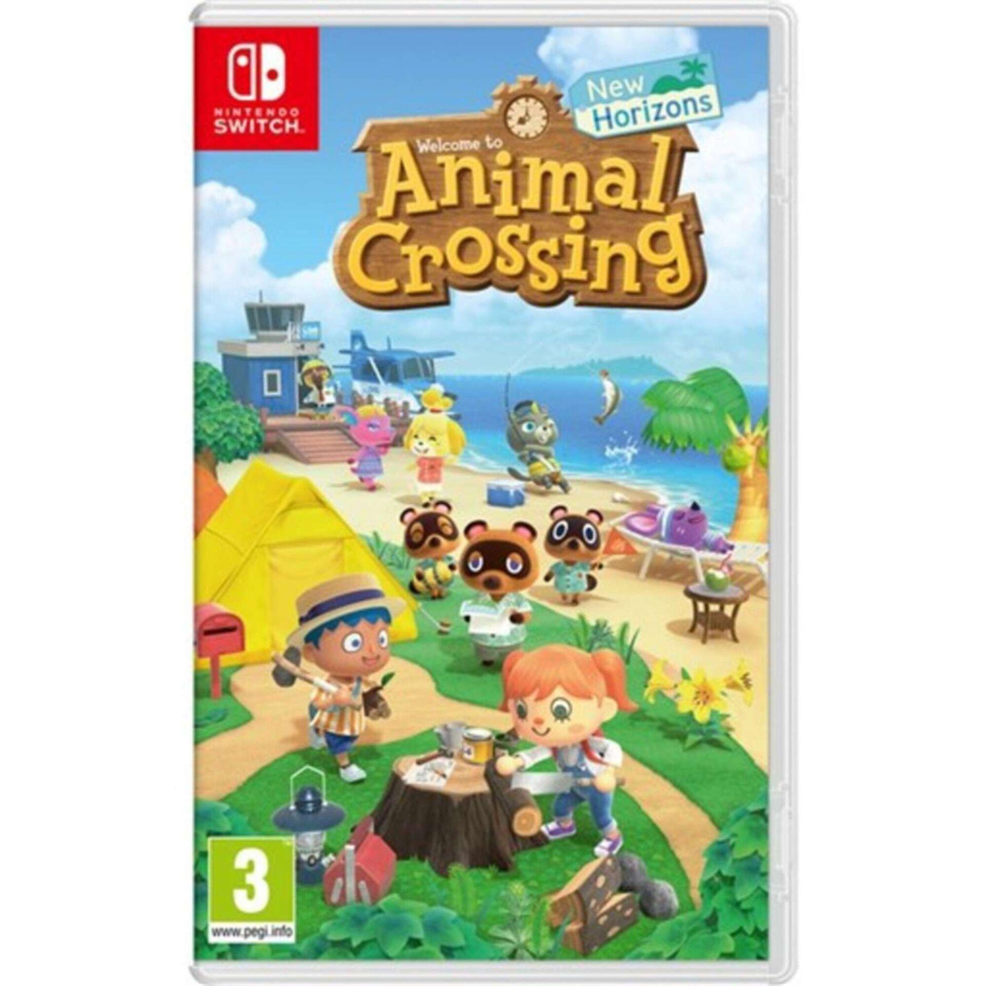 Jogo Nintendo Switch Animal Crossing: New Horizons