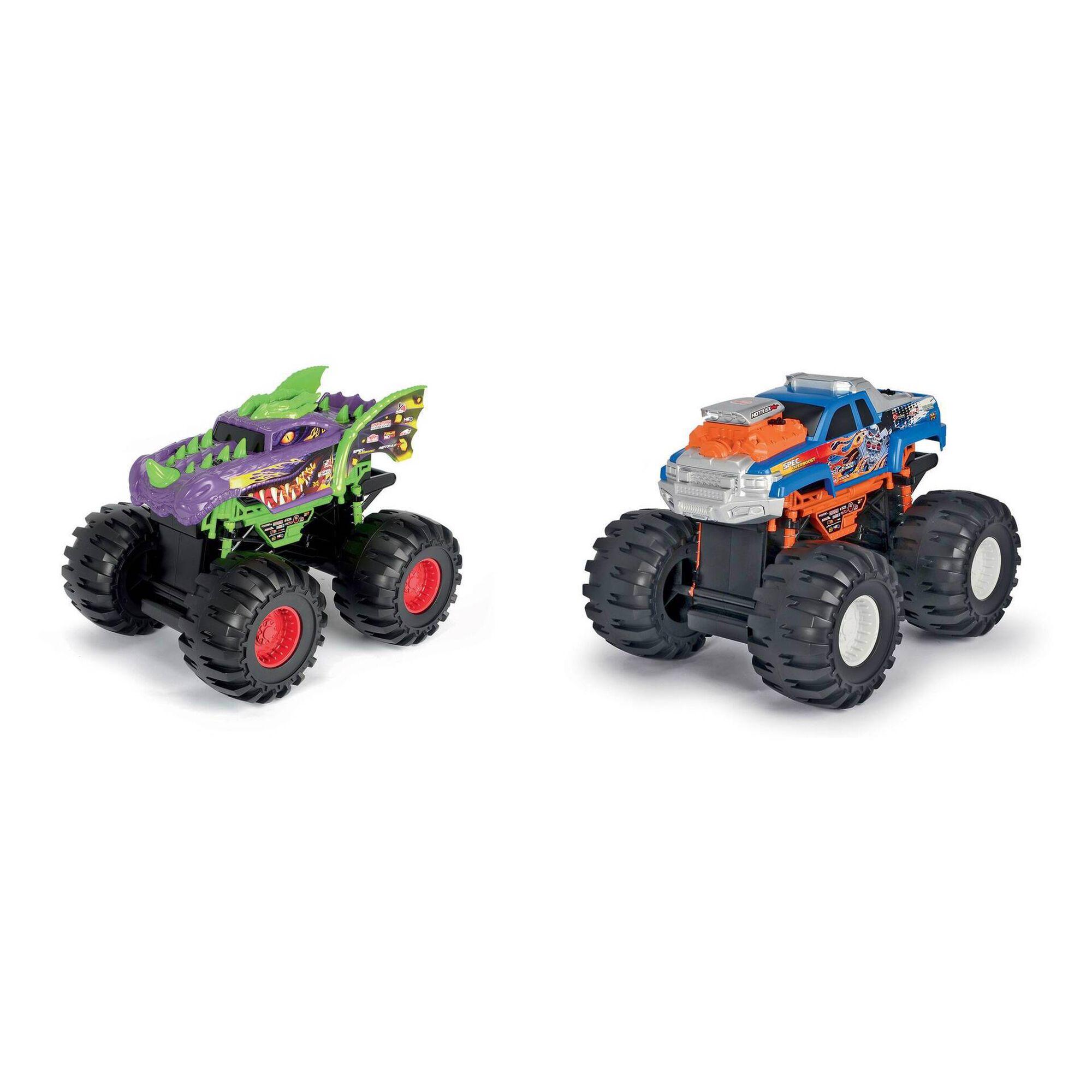 Veículo Monster Truck (vários modelos)