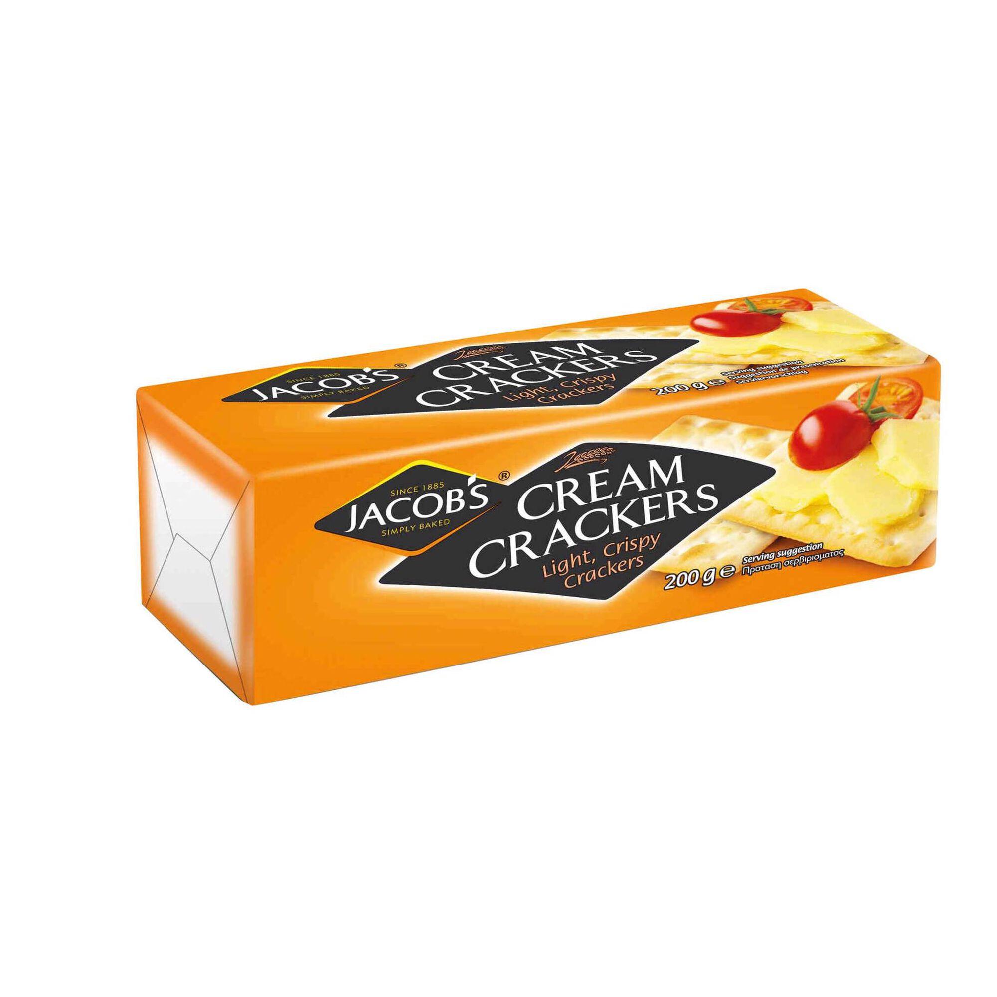 Bolachas Cream Crackers Original