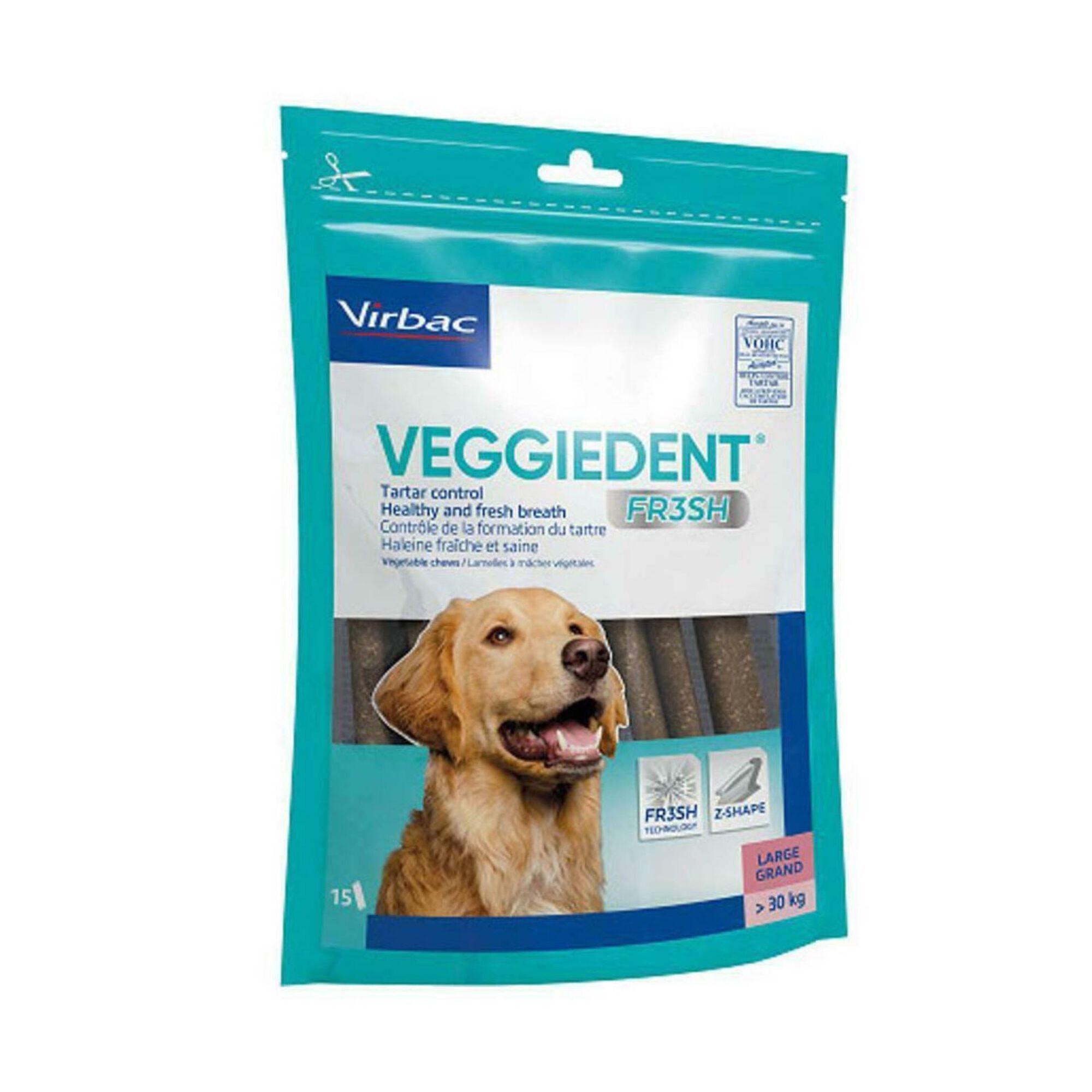 Snack para Cão Veggiedent Maxi