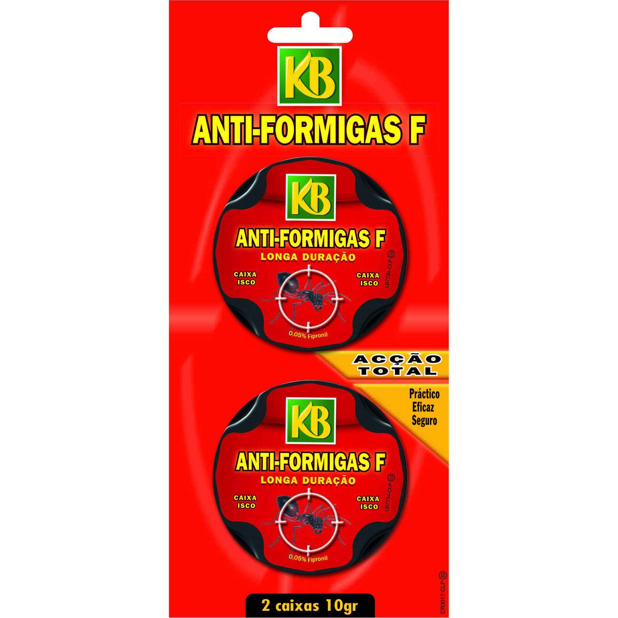 Anti-Formigas 10g