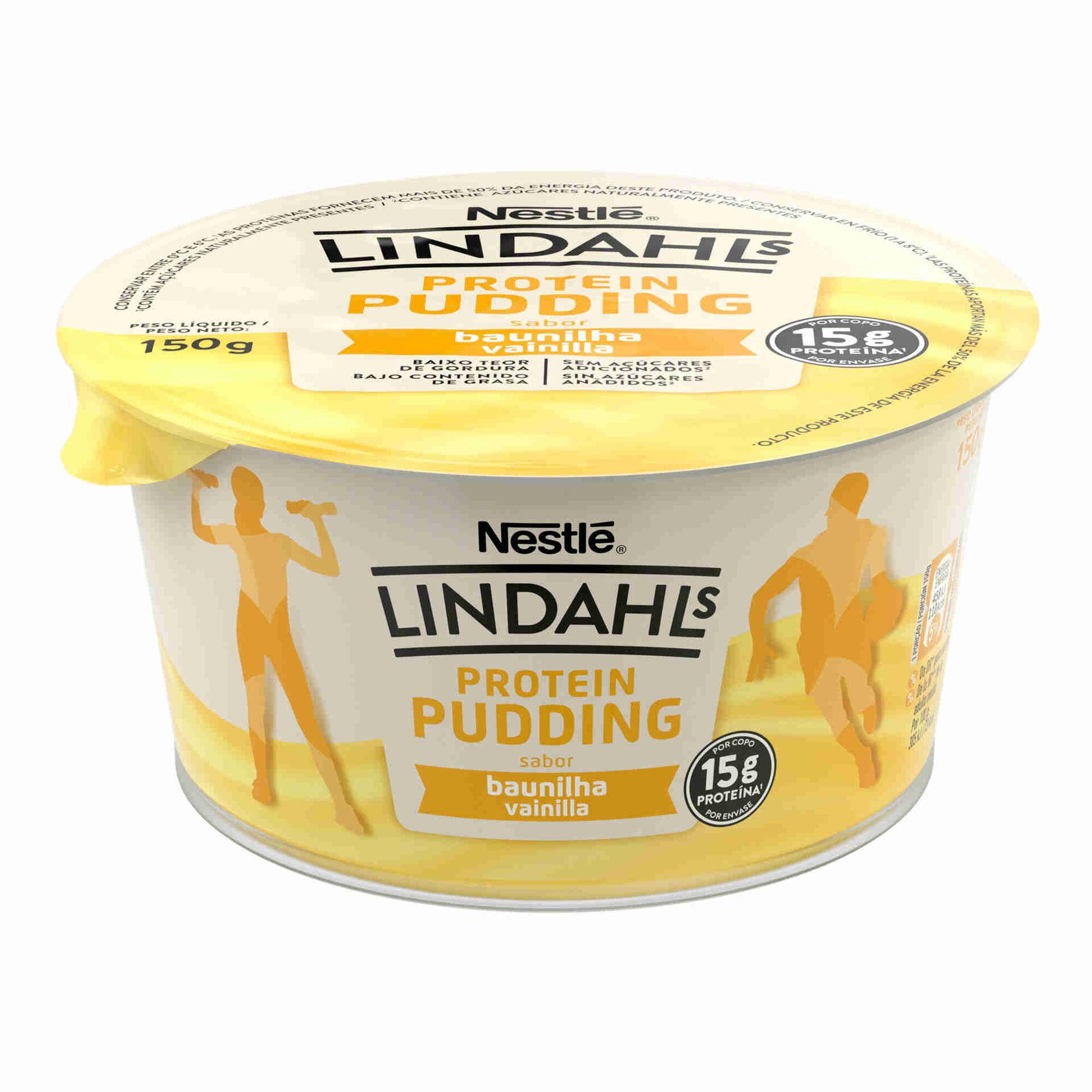 Pudding Baunilha