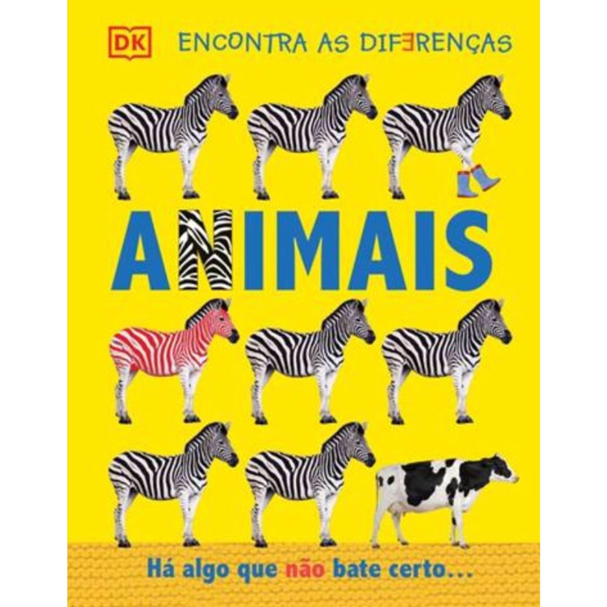 Encontra as Diferenças - Animais