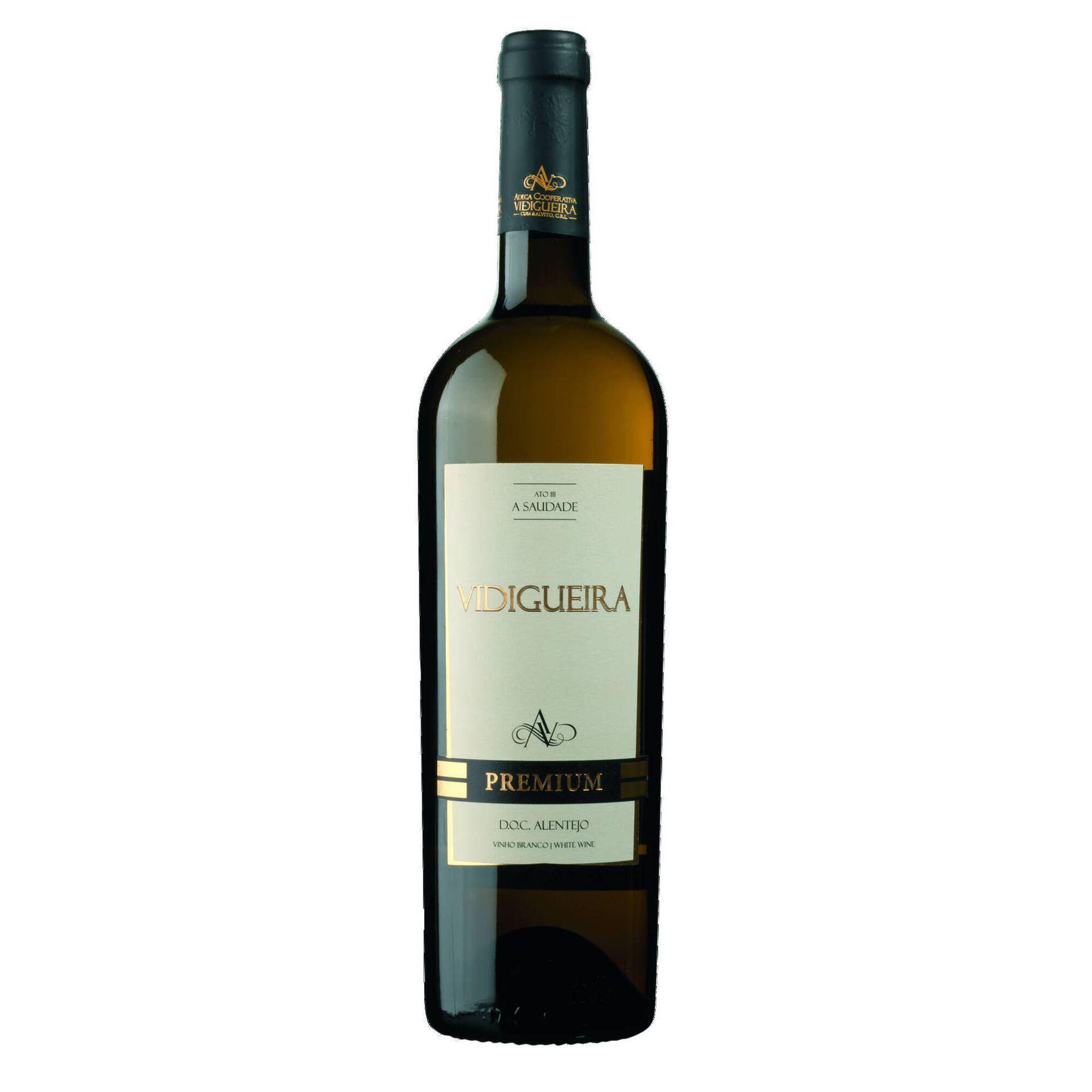 Vidigueira Premium DOC Alentejo Vinho Branco