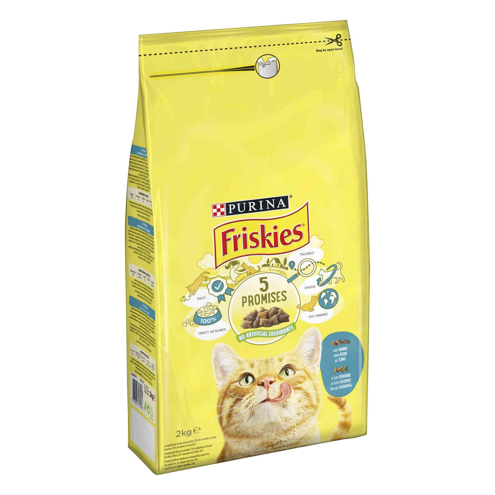 Ração para Gato Adulto Atum e Legumes