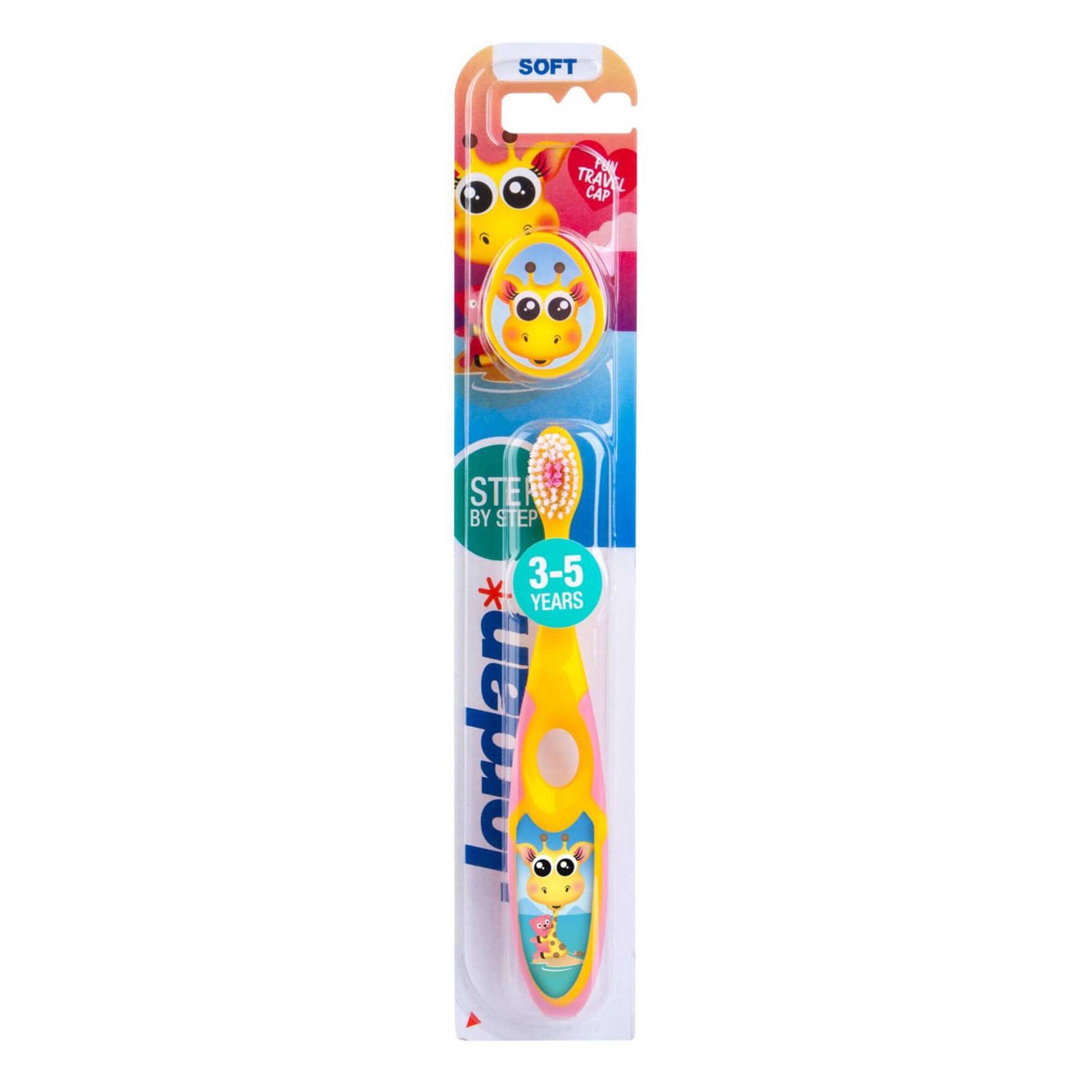 Escova de Dentes Suave Criança