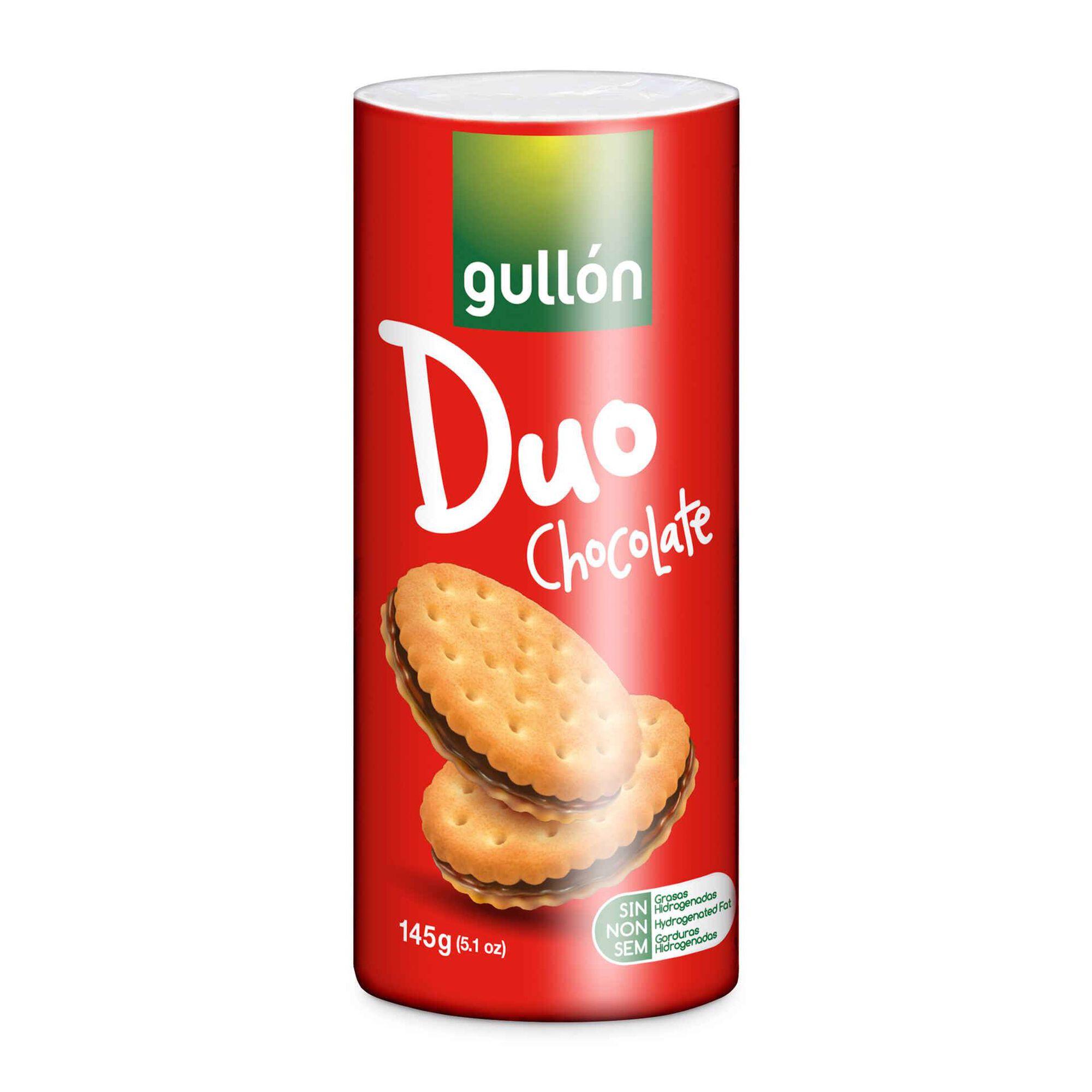 Bolachas Recheadas Duo Chocolate
