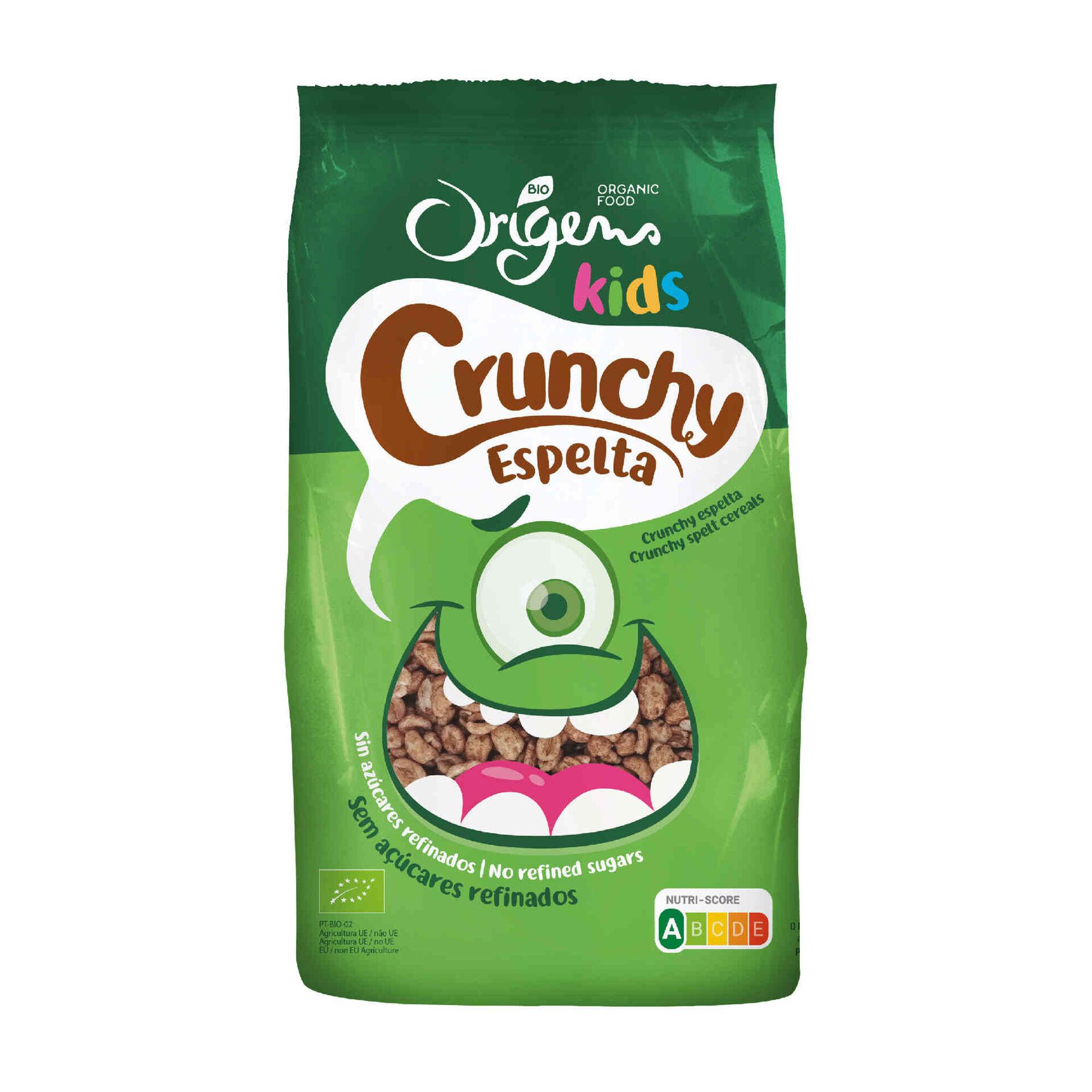 Cereais Crunchy Kids Espelta
