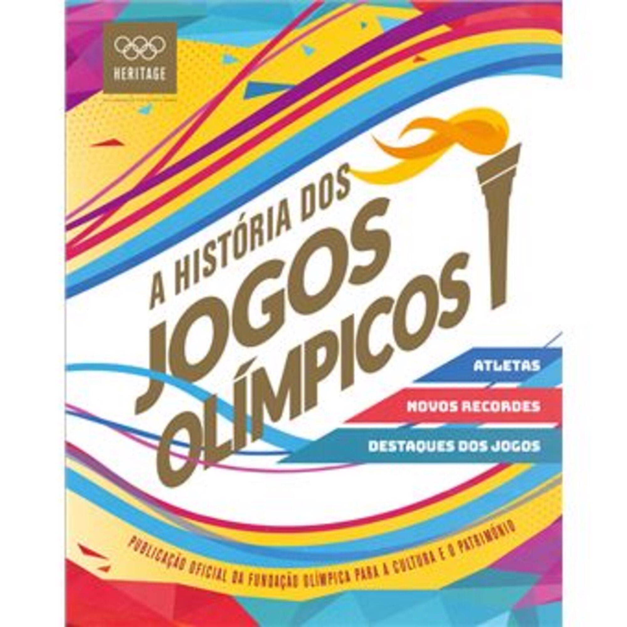 A História dos Jogos Olímpicos