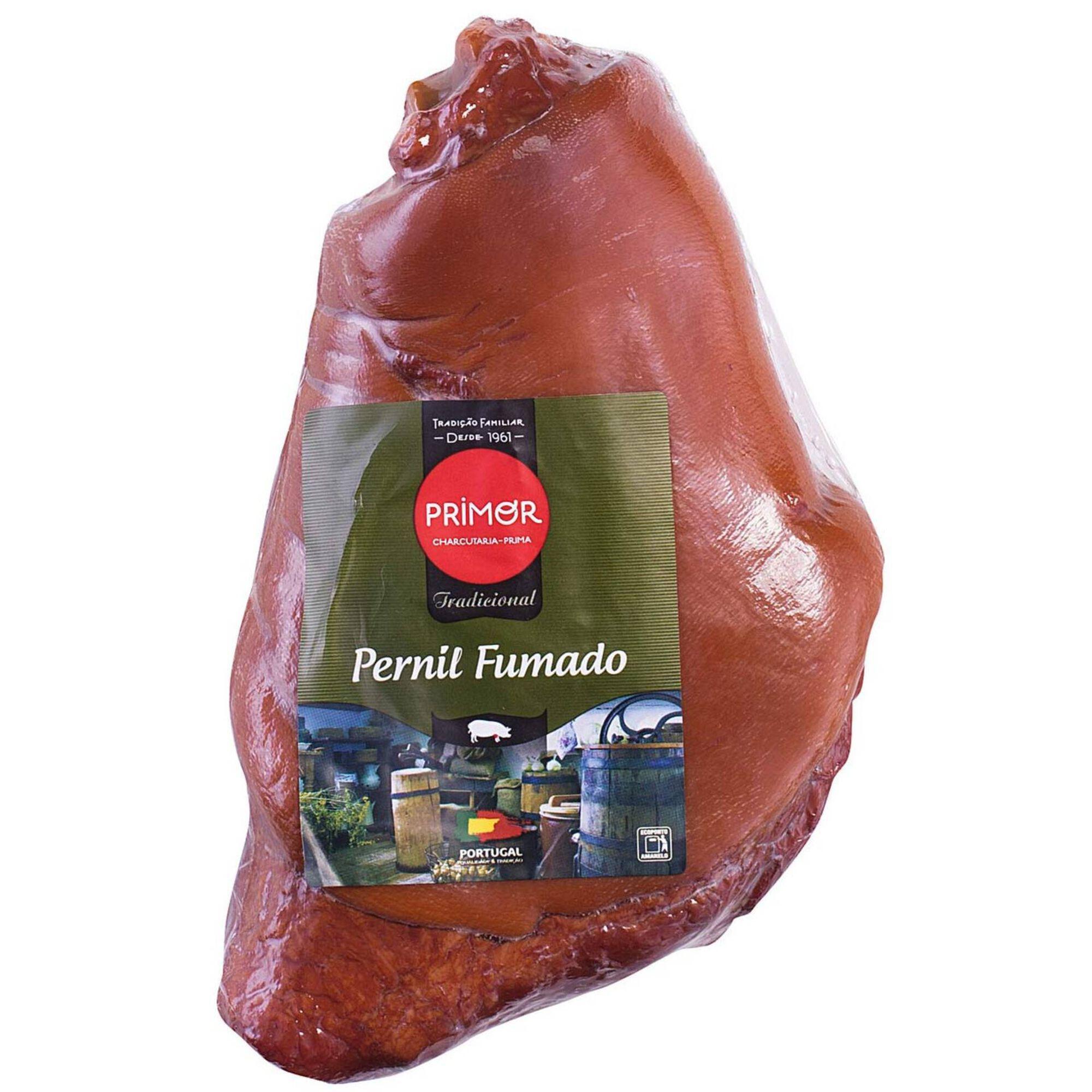 Pernil Fumado