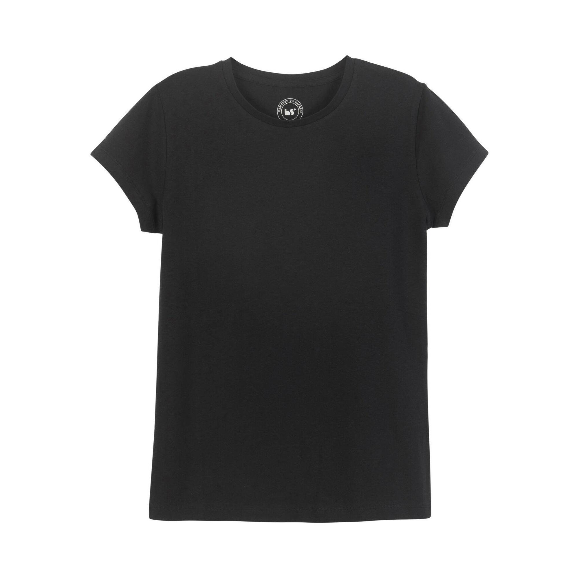 T-shirt L Preto