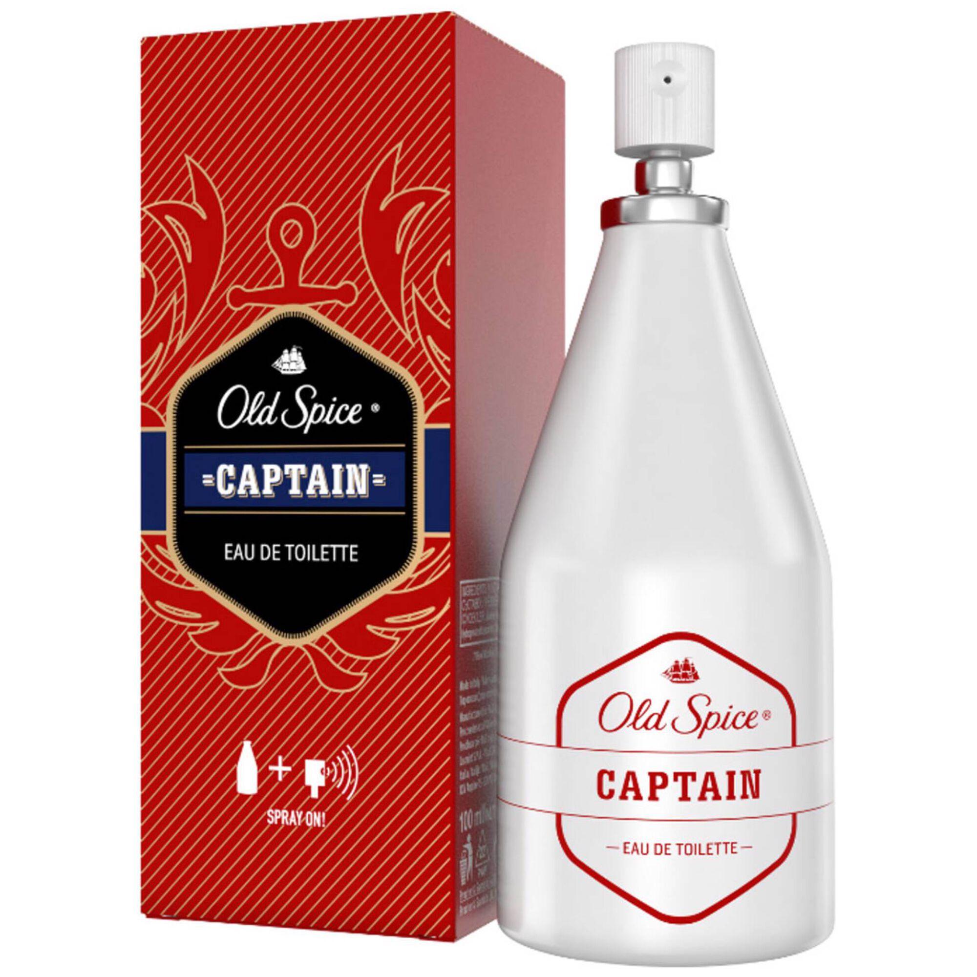Eau de Toilette Homem Captain
