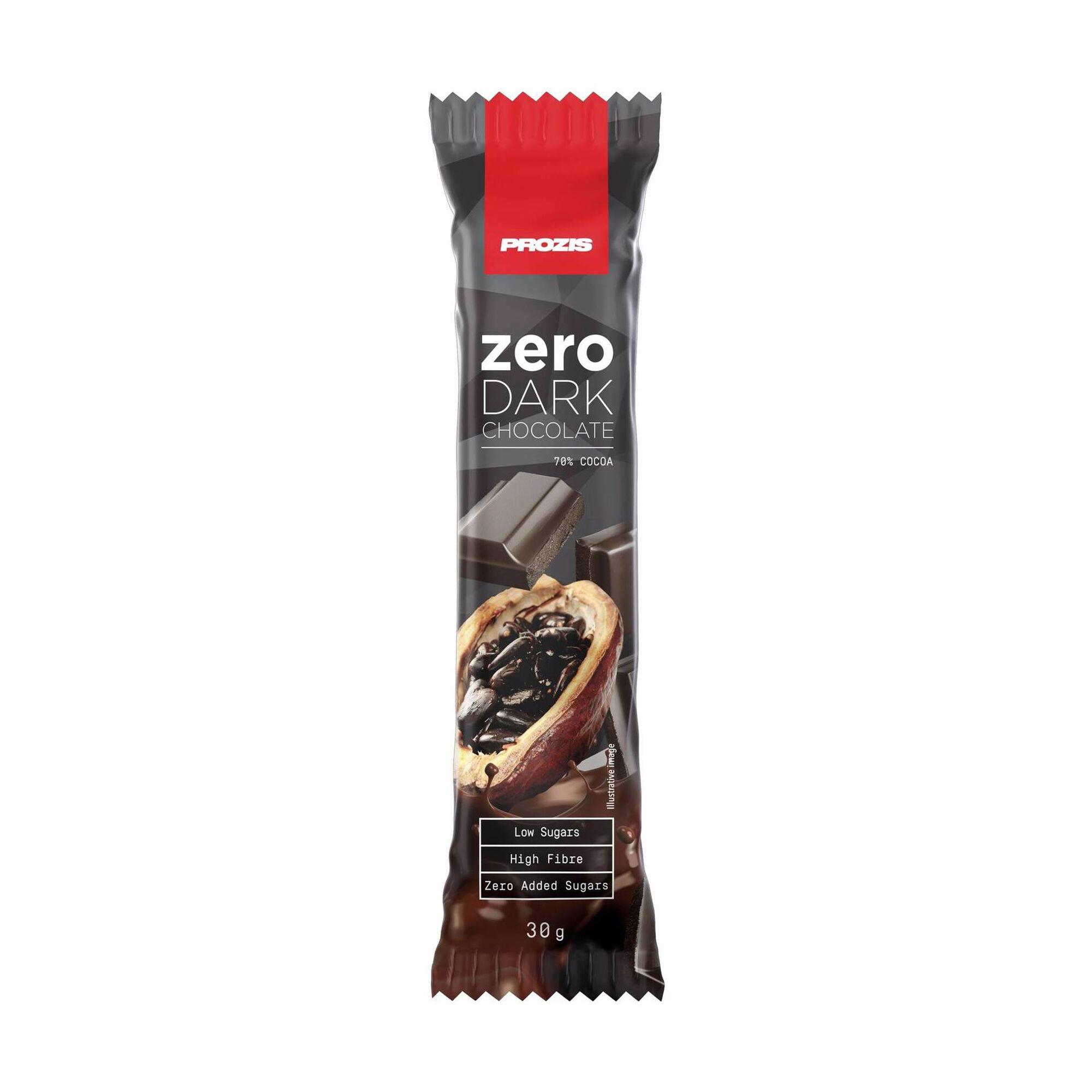 Barra Chocolate Preto Zero
