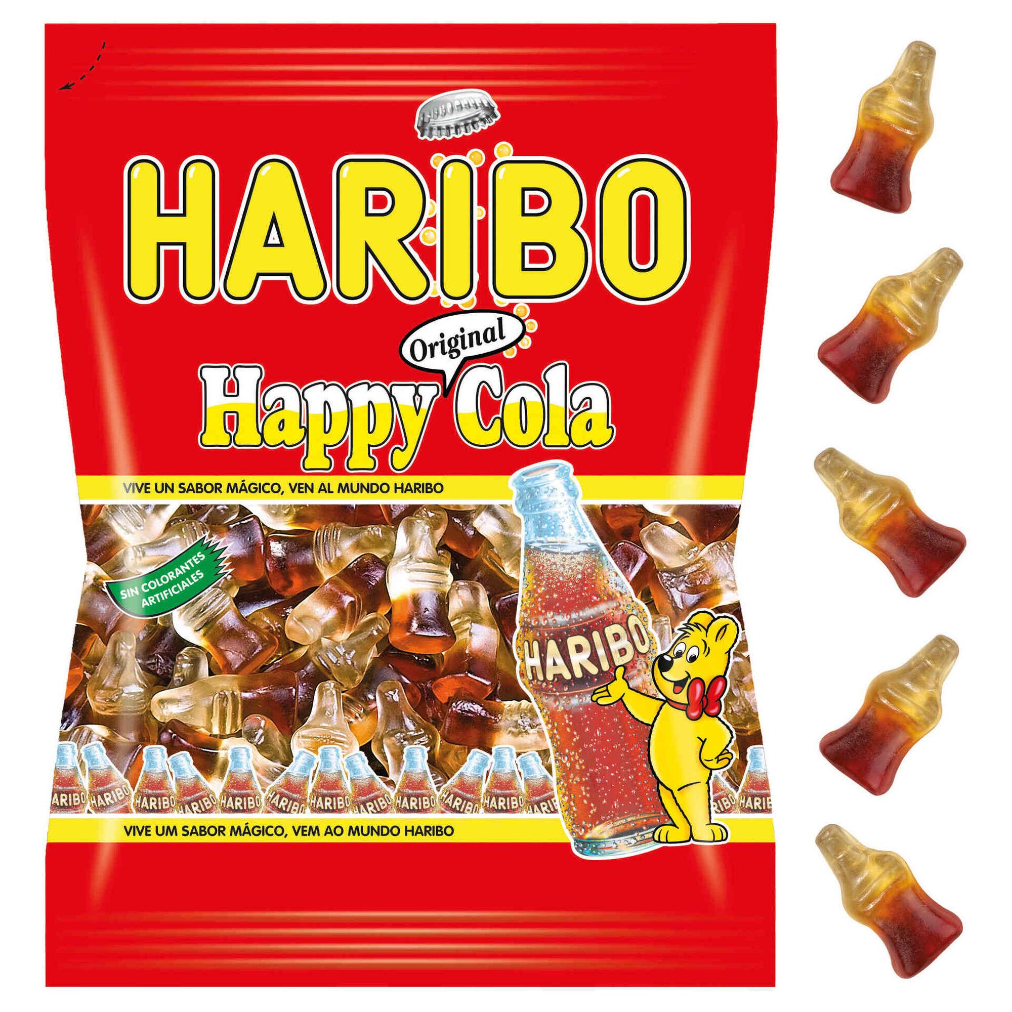 Gomas Happy Cola