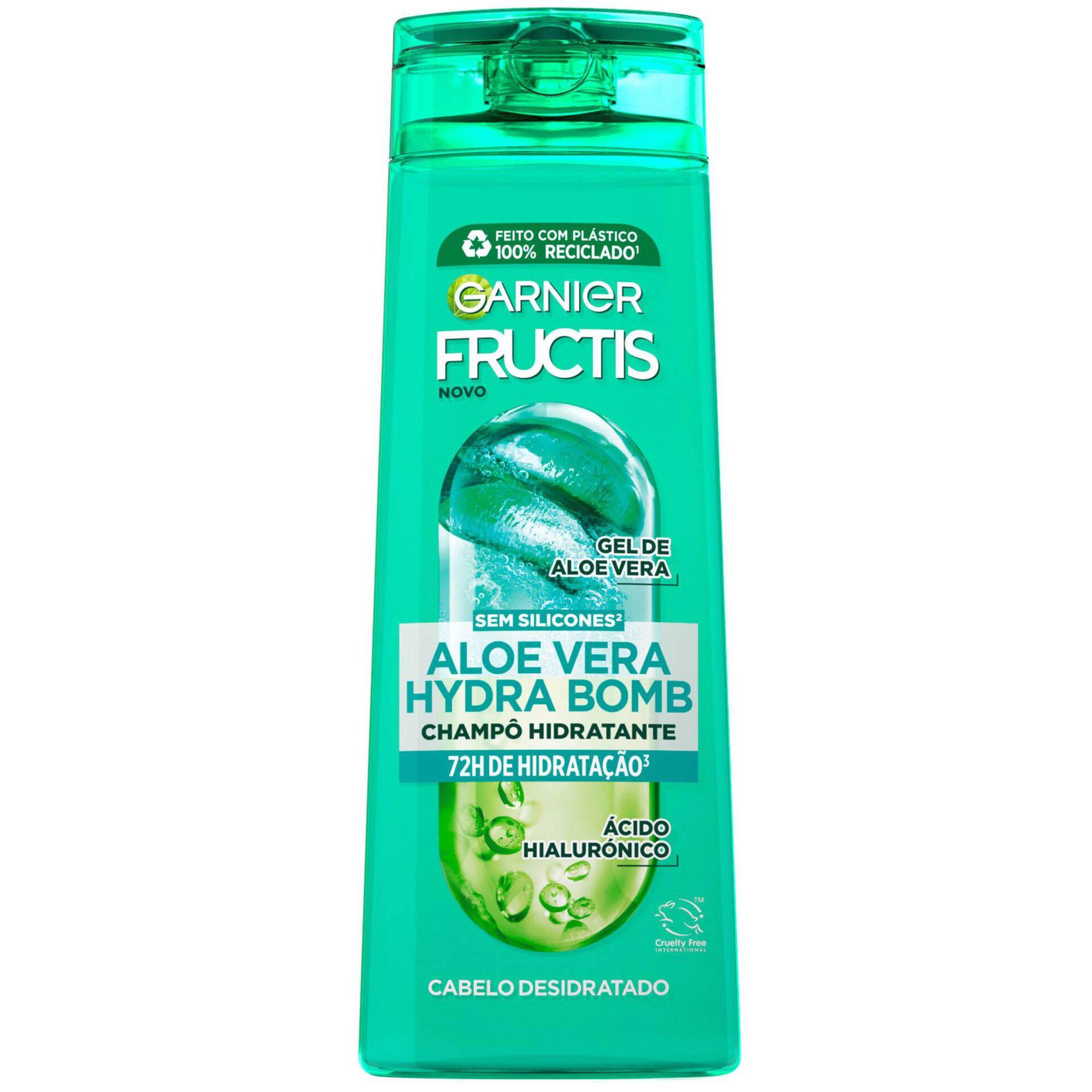 Champô Fructis Aloé Vera