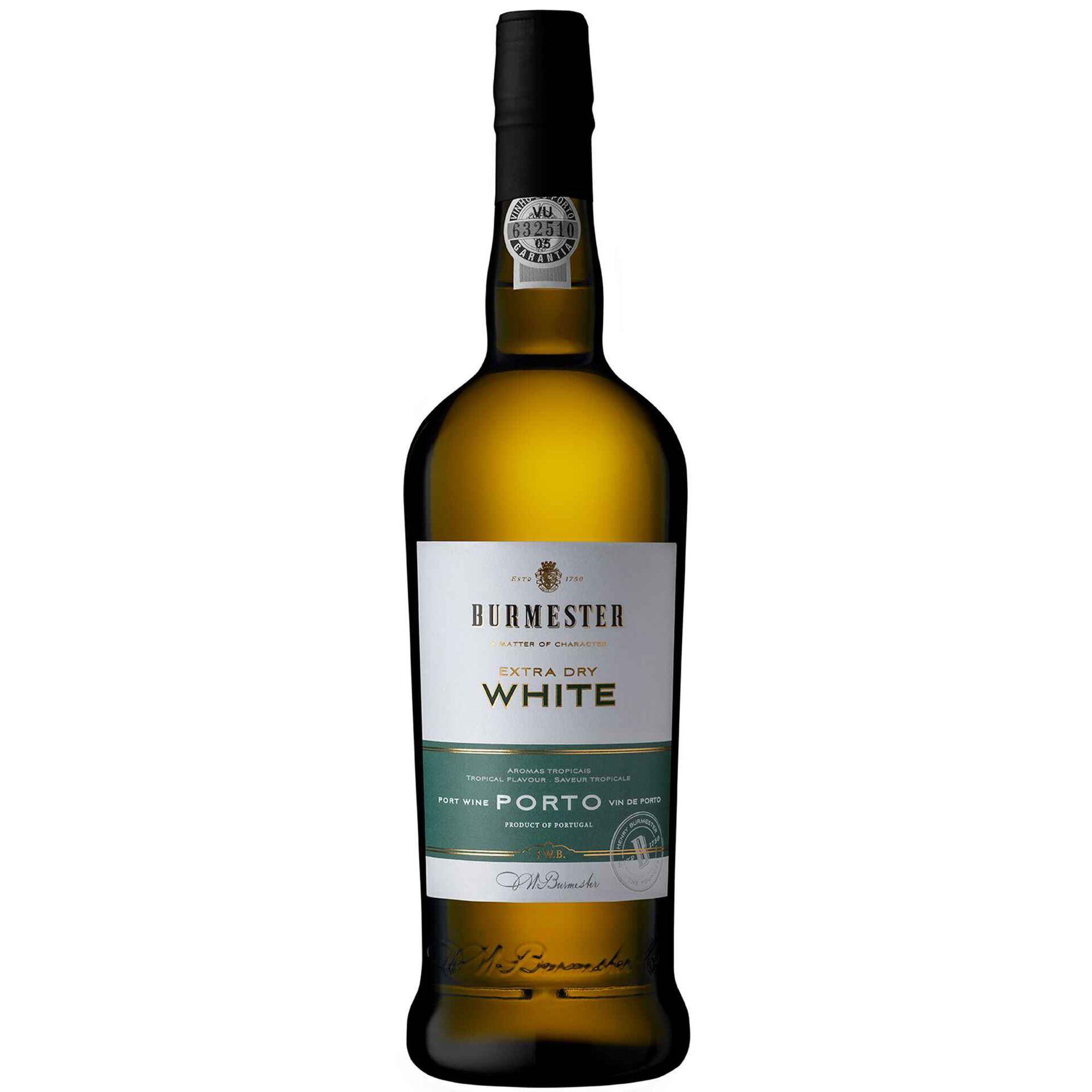 Burmester Vinho do Porto White Extra Dry