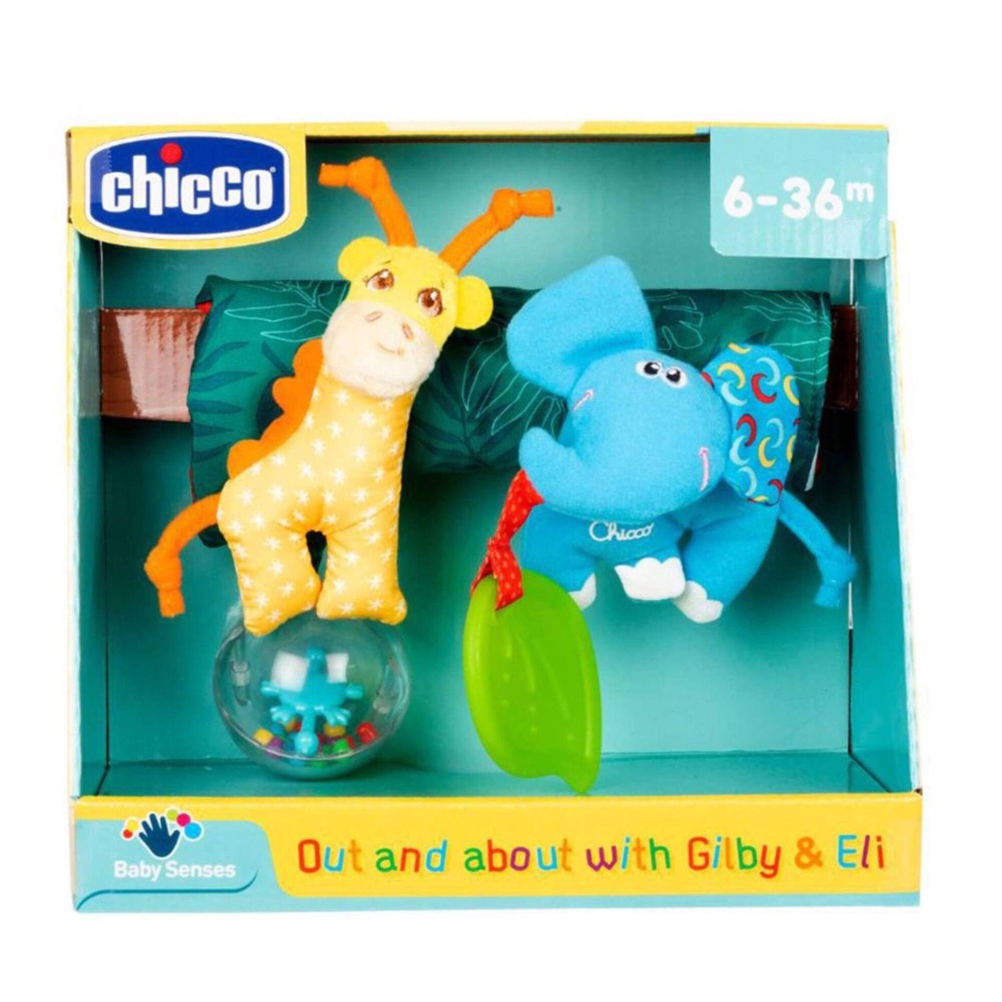 Brinquedo Passeio Gilby & Eli
