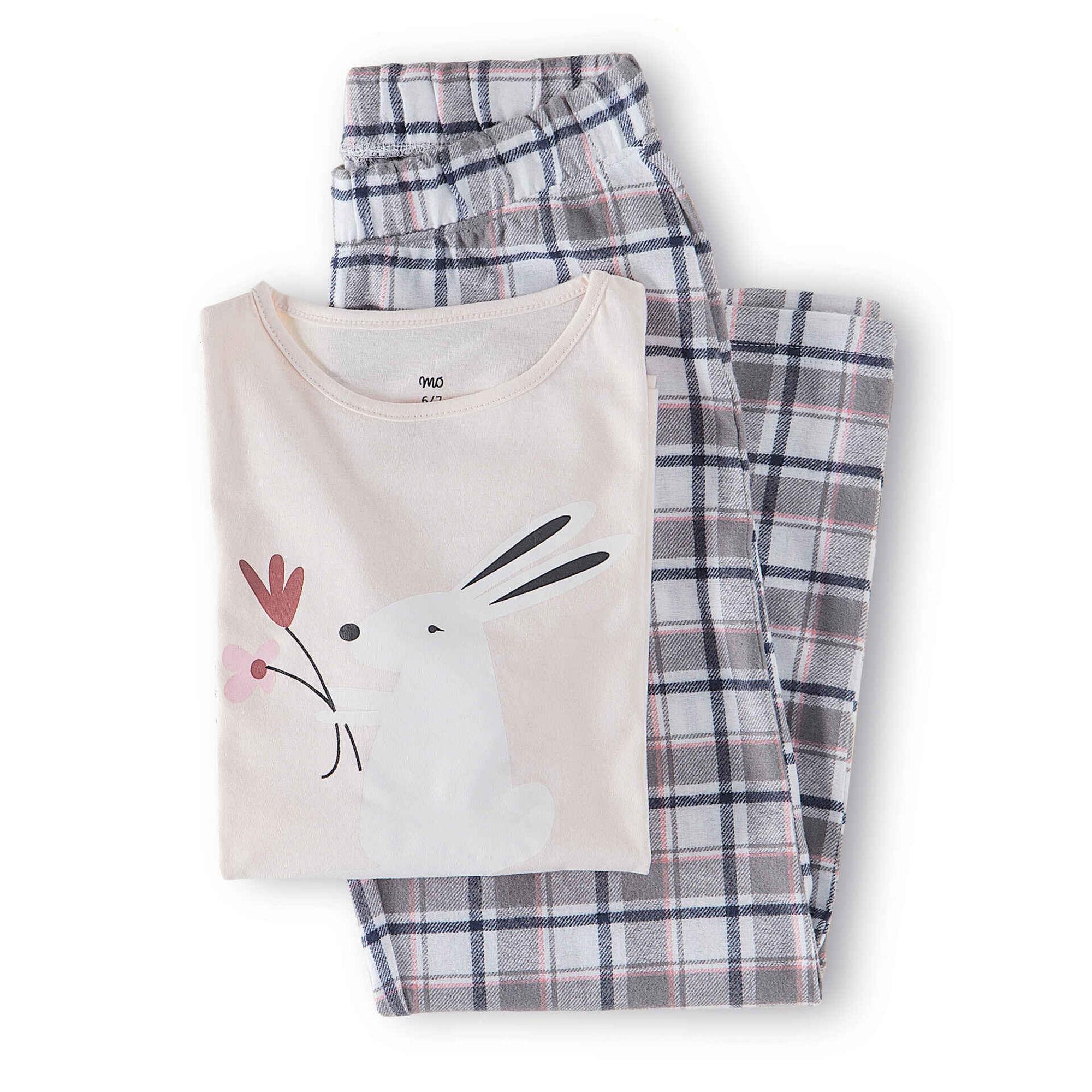 Pijama Coelho Algodão